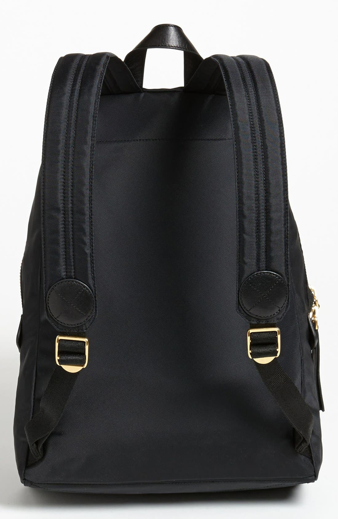 MARC BY MARC JACOBS 'Domo Arigato Packrat' Backpack,                             Alternate thumbnail 5, color,                             001