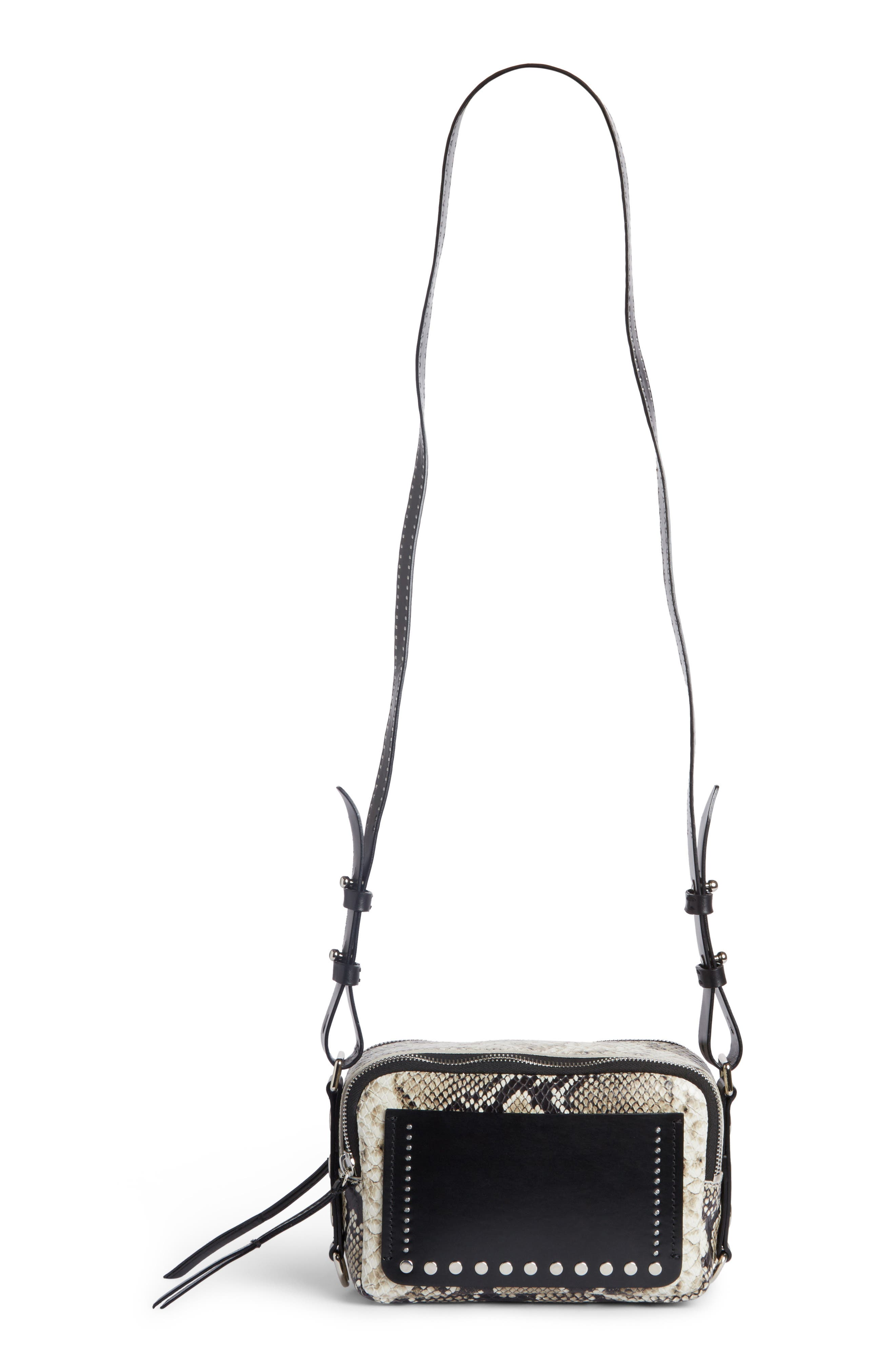 Tinley Studded Leather Bag,                             Alternate thumbnail 2, color,                             250
