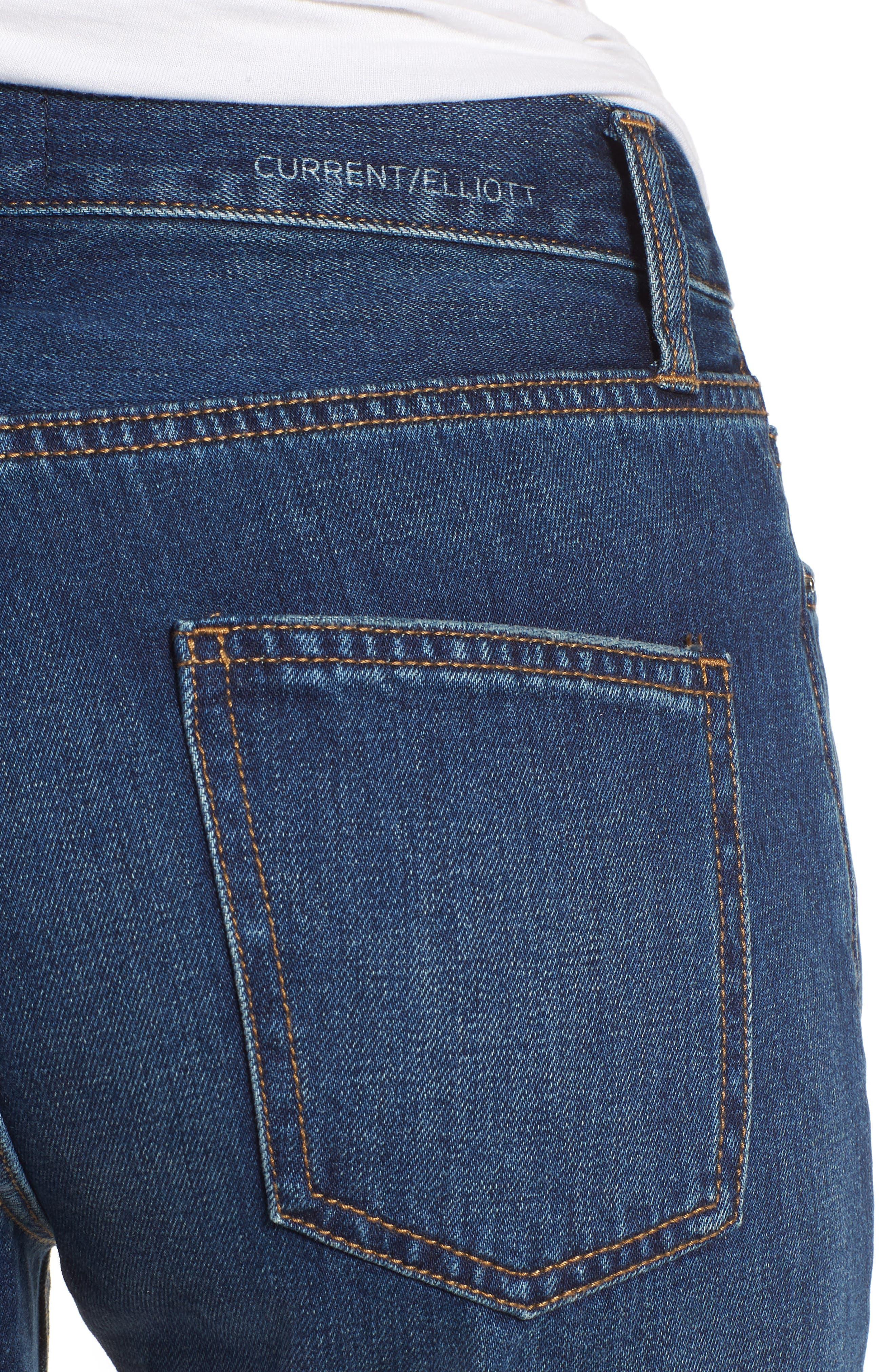 The Original Straight Leg Jeans,                             Alternate thumbnail 4, color,                             472
