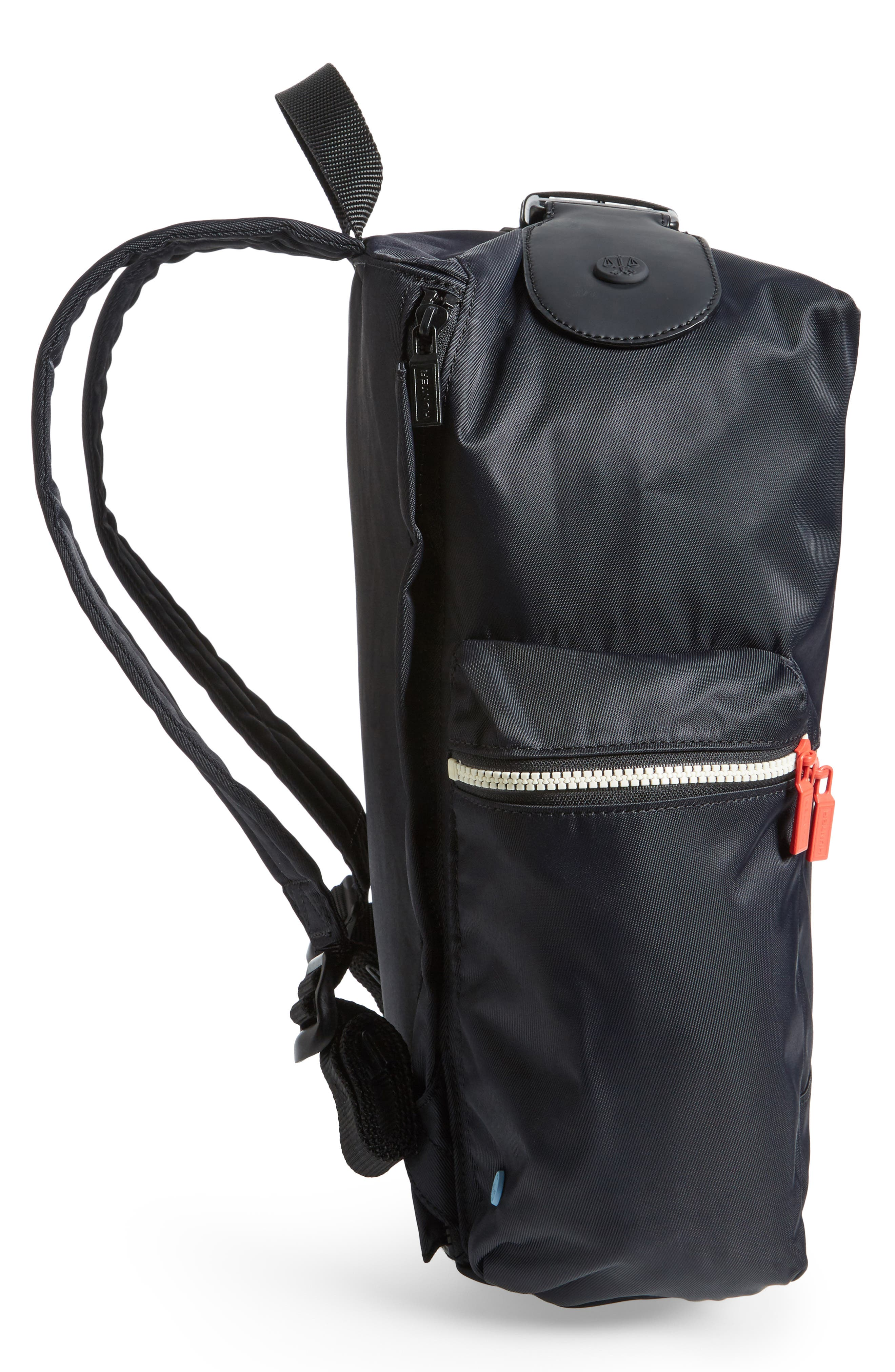 Original Top Clip Nylon Backpack,                             Alternate thumbnail 9, color,