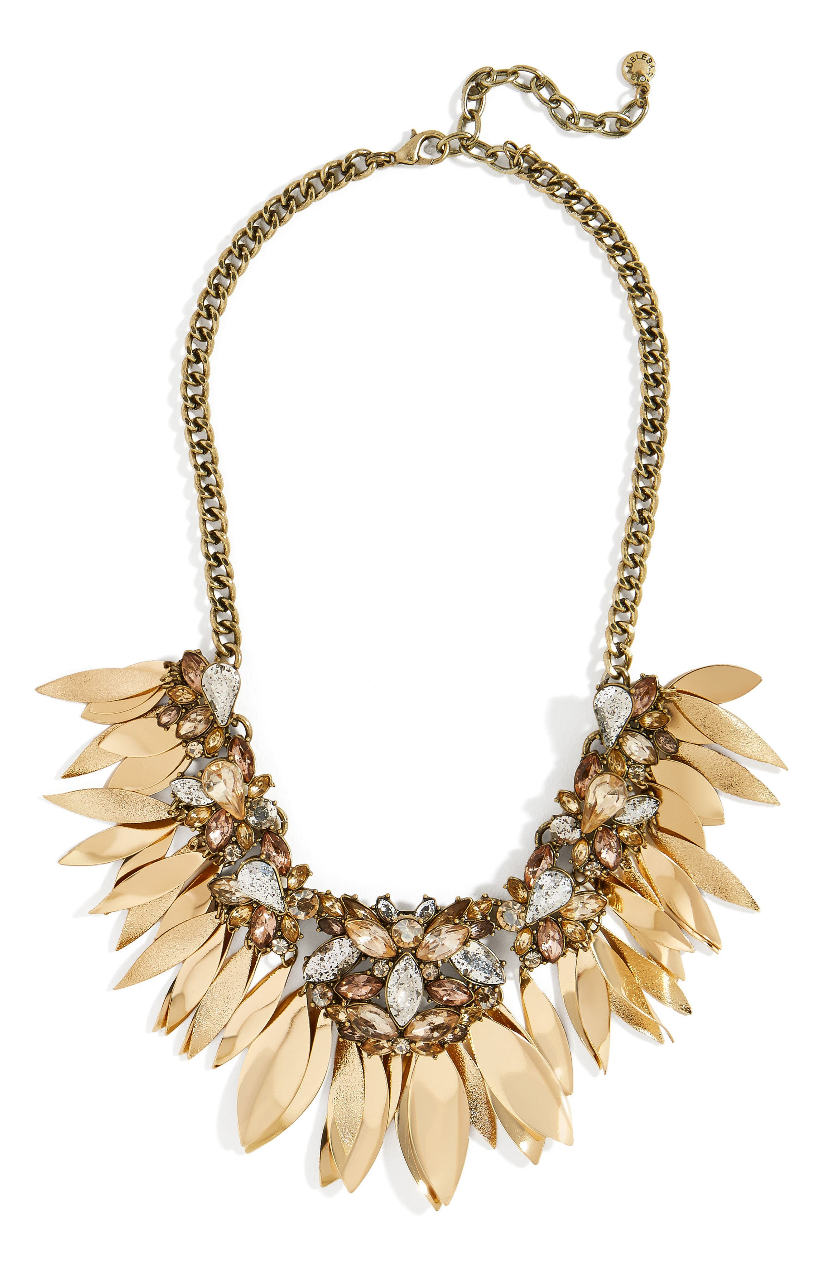 Callisto Statement Necklace,                             Main thumbnail 1, color,                             020
