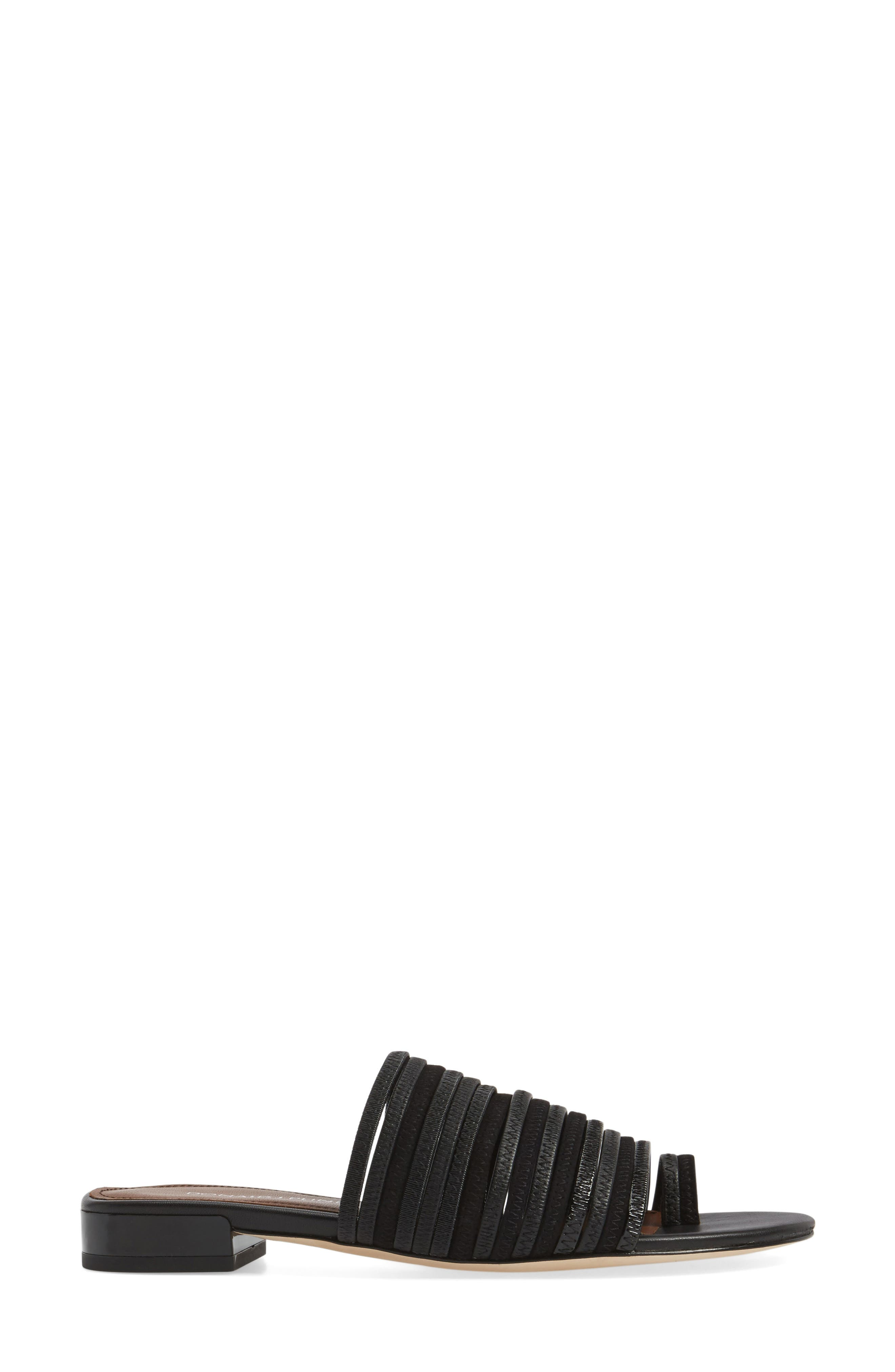 Frea Strappy Sandal,                             Alternate thumbnail 7, color,