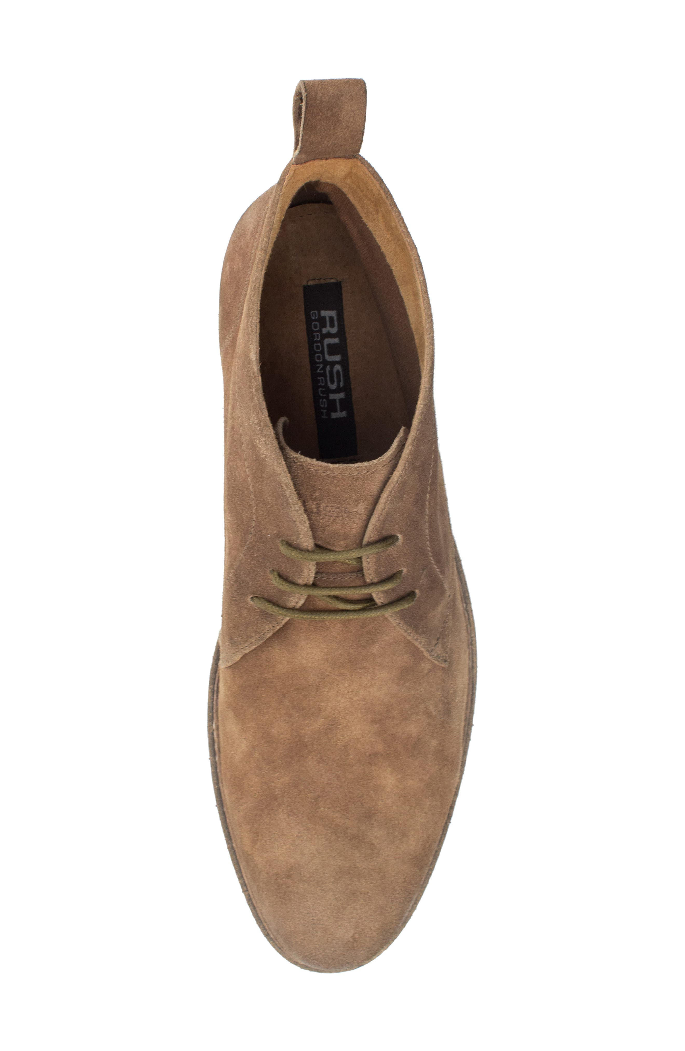 Albert Chukka Boot,                             Alternate thumbnail 5, color,                             TAN SUEDE