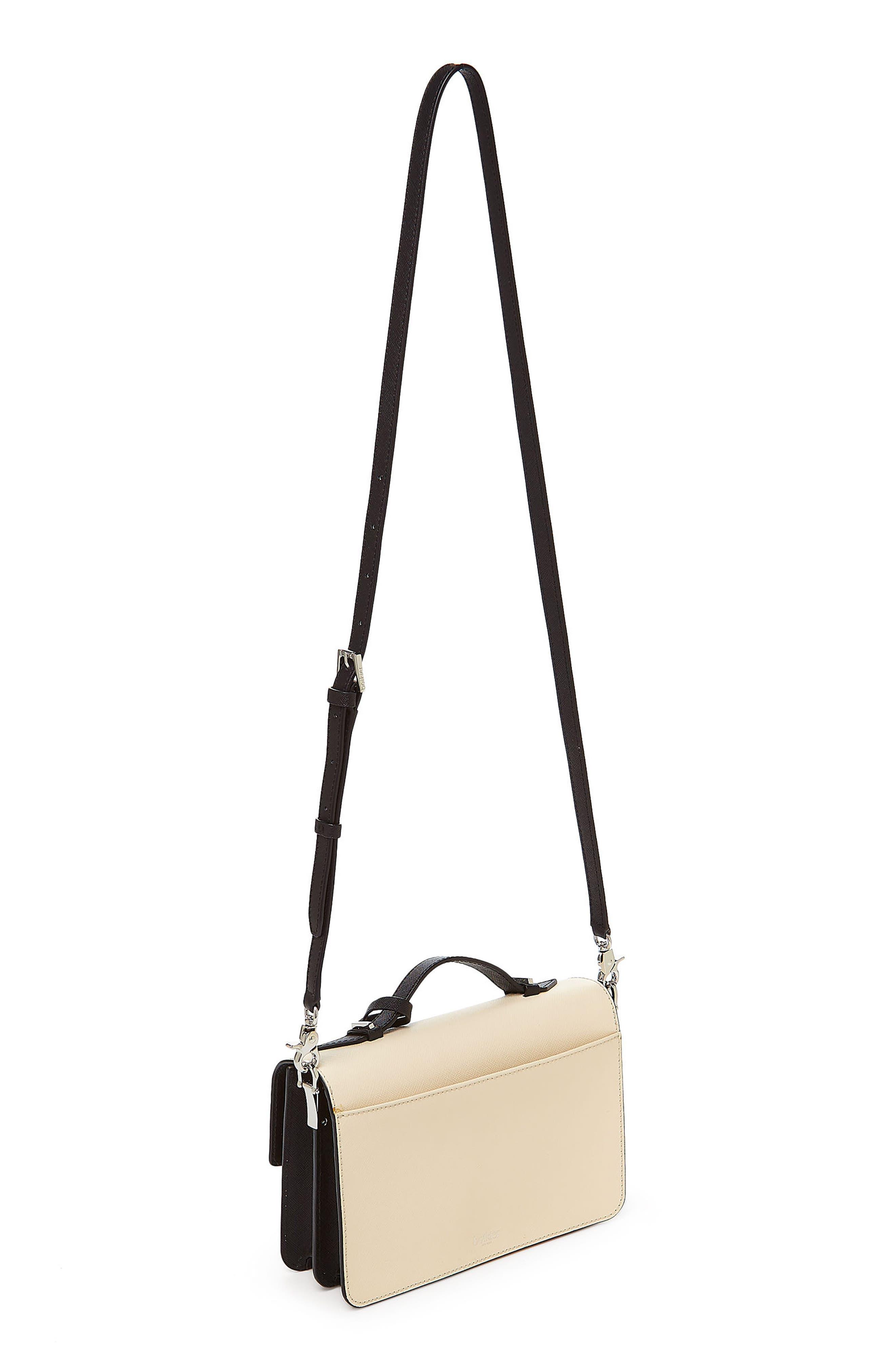 Cobble Hill Leather Crossbody Bag,                             Alternate thumbnail 102, color,