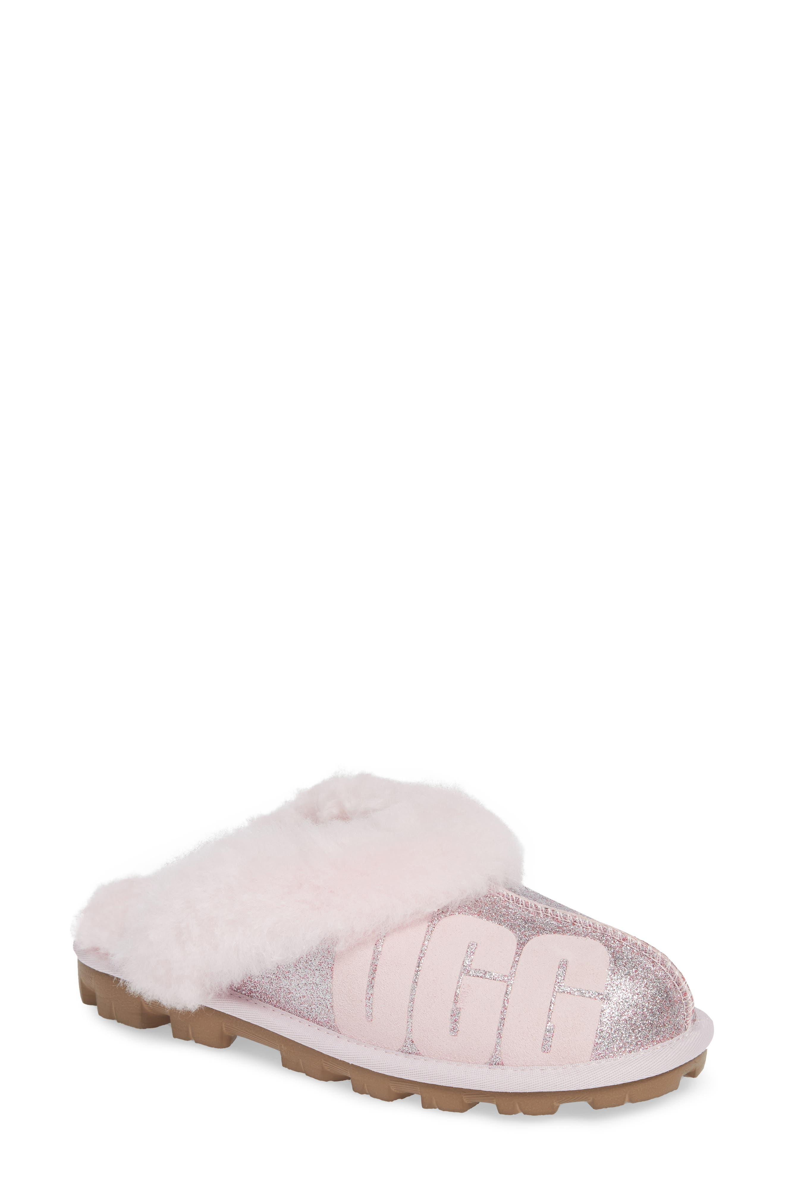 Ugg Sparkle Genuine Shearling Slipper