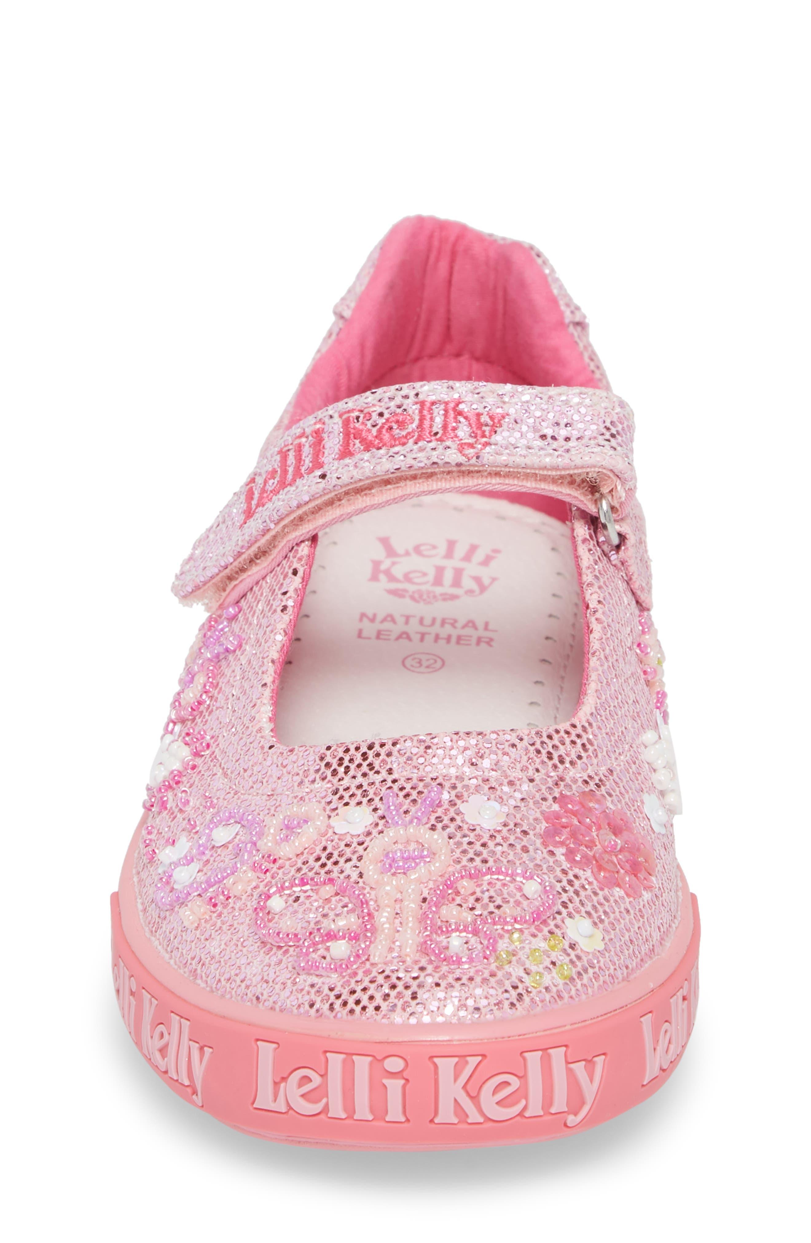 Beaded Mary Jane Sneaker,                             Alternate thumbnail 8, color,