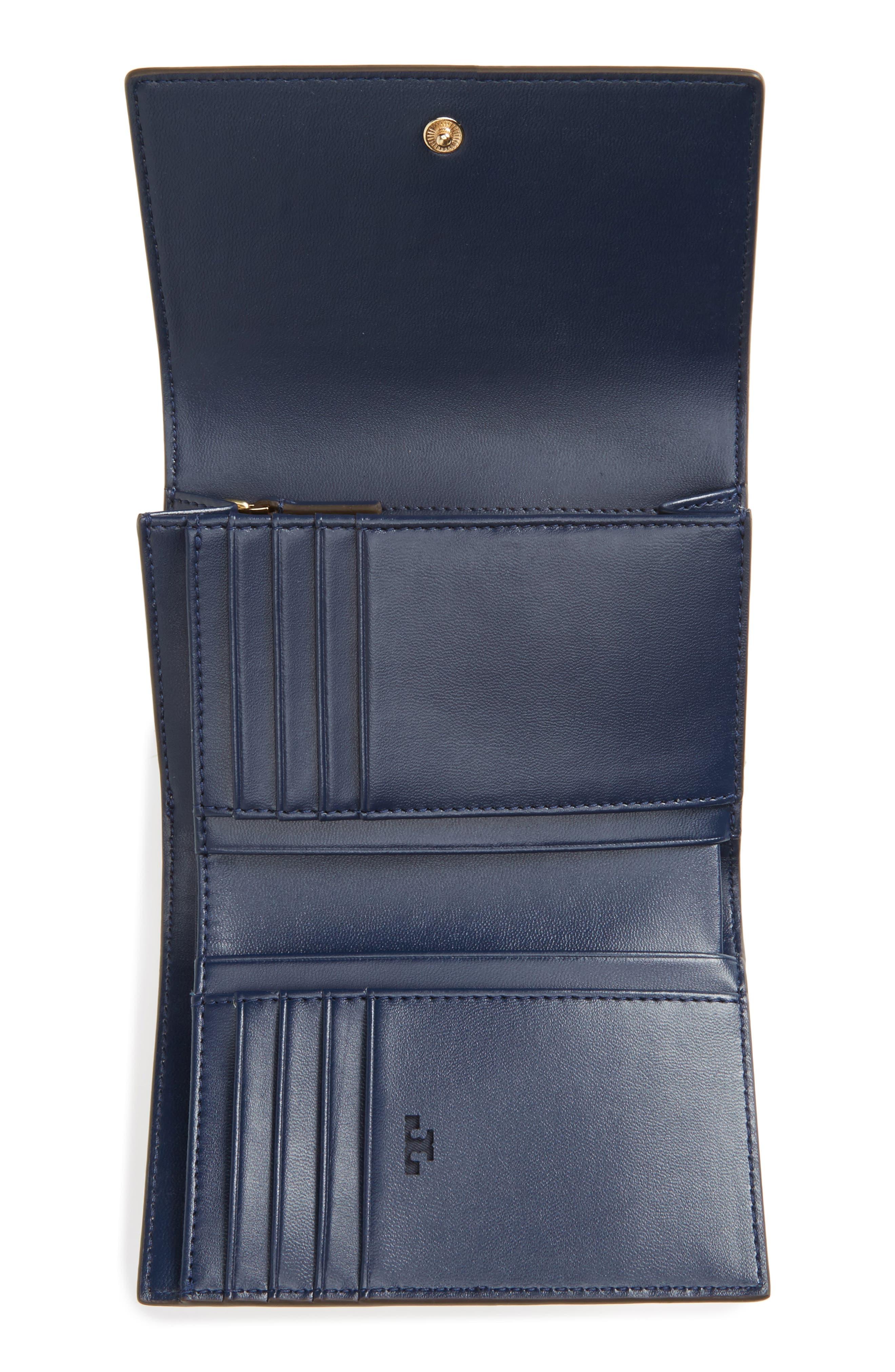 Robinson Medium Leather Wallet,                             Alternate thumbnail 4, color,