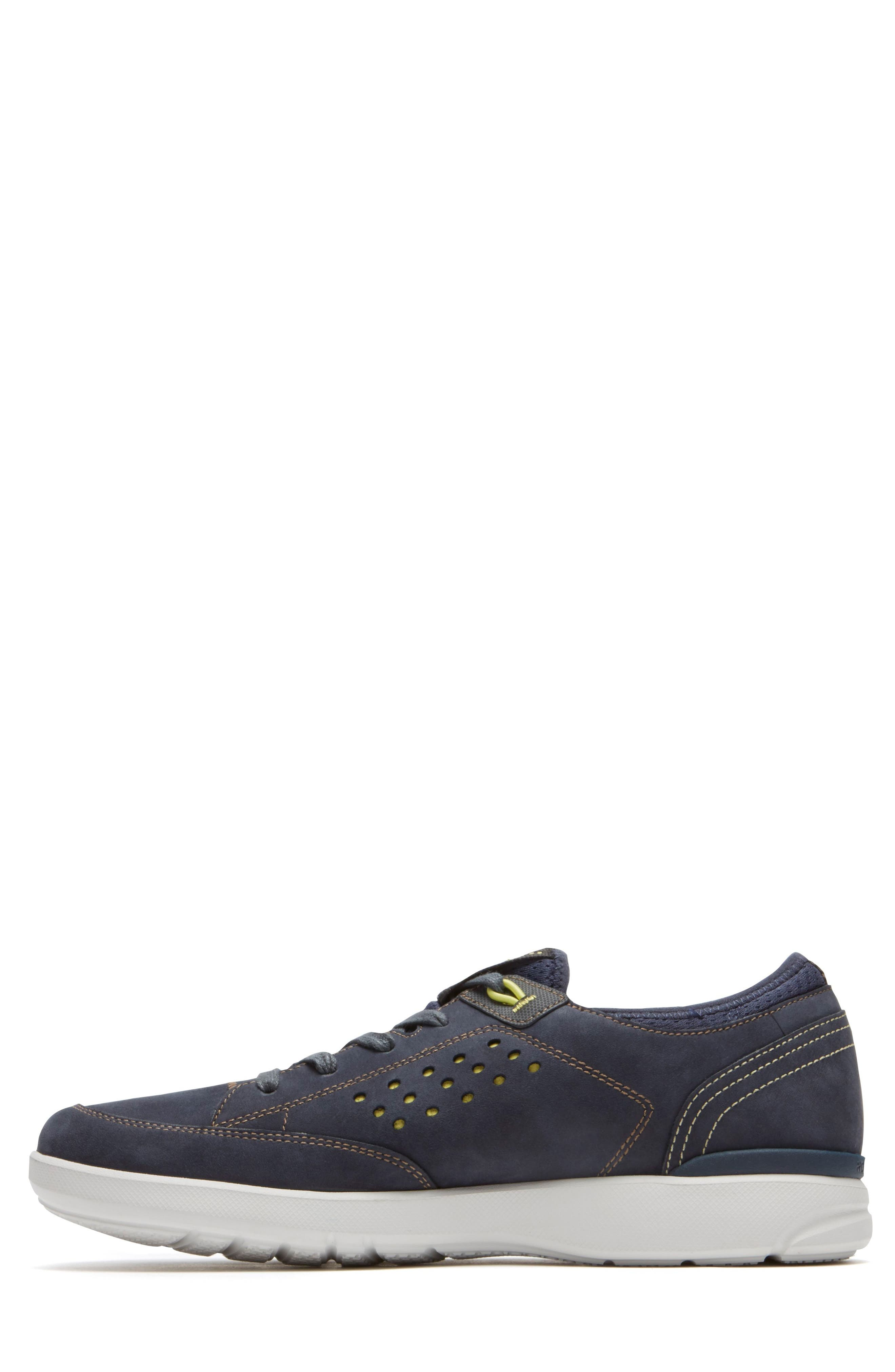 Truflex Sneaker,                             Alternate thumbnail 2, color,                             NEW DRESS BLUES NUBUCK
