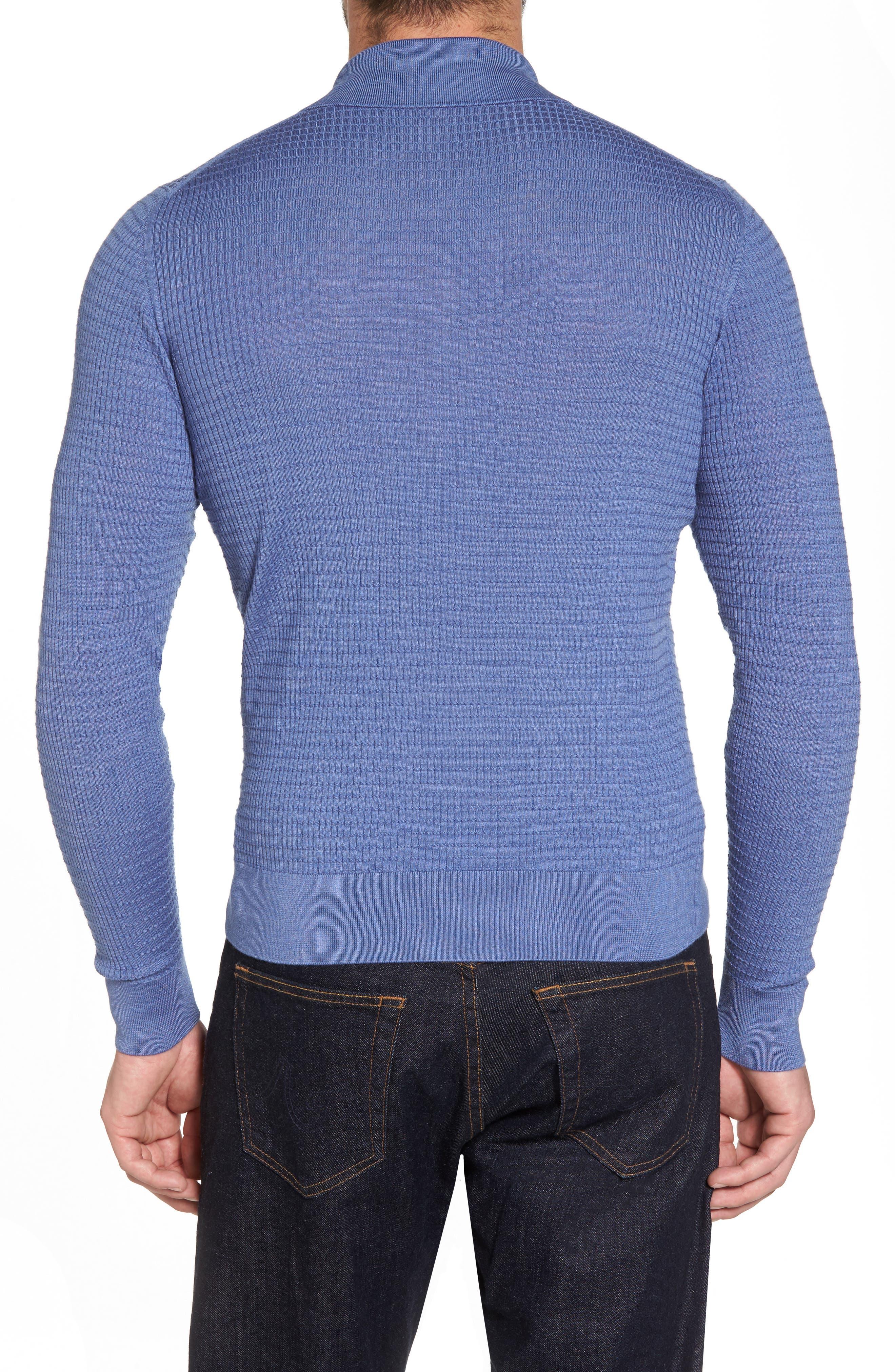Silk & Cashmere Blend Polo,                             Alternate thumbnail 2, color,                             400