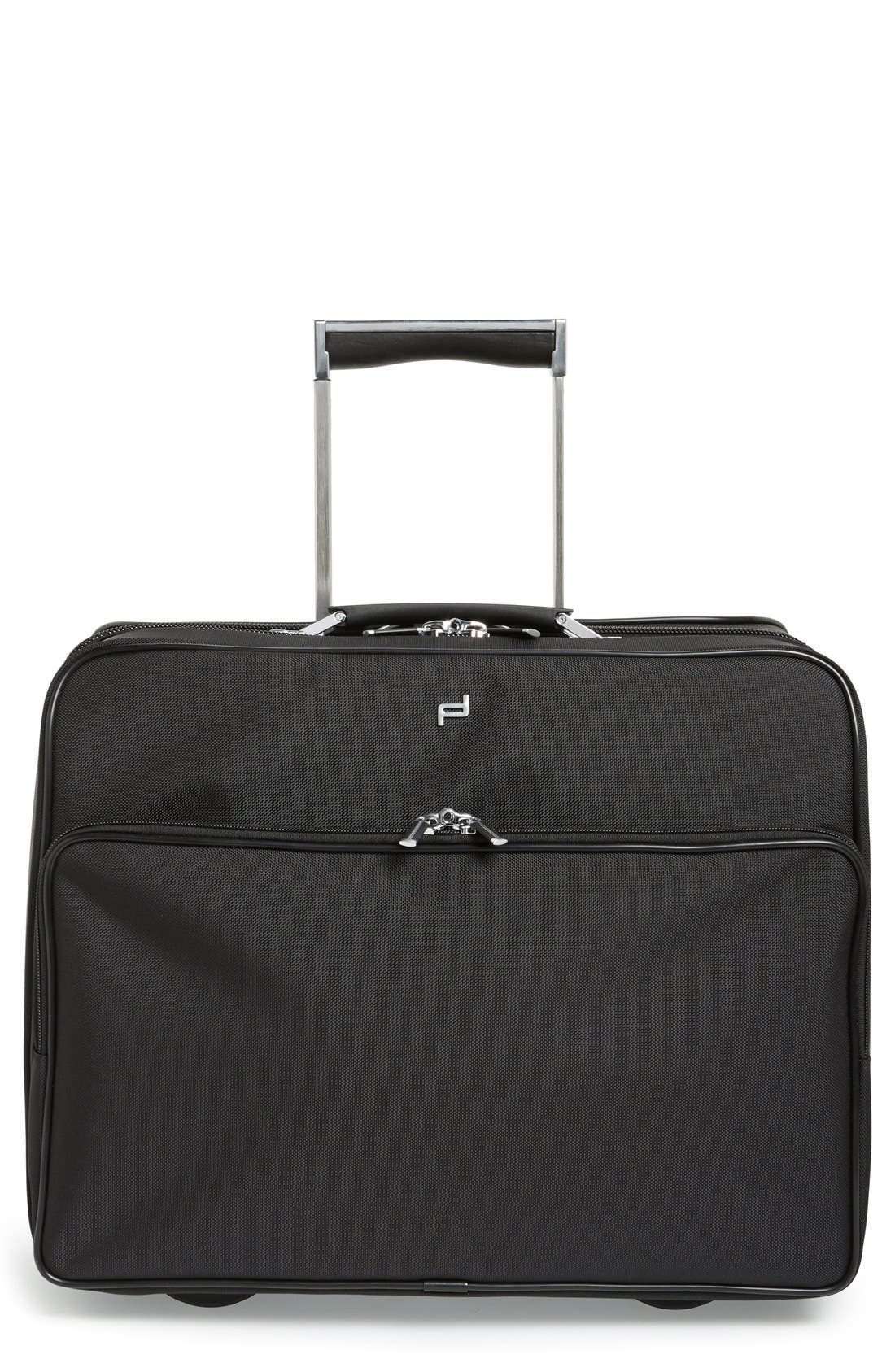 'Roadster 3.0' Wheeled Carry-On,                         Main,                         color, 001