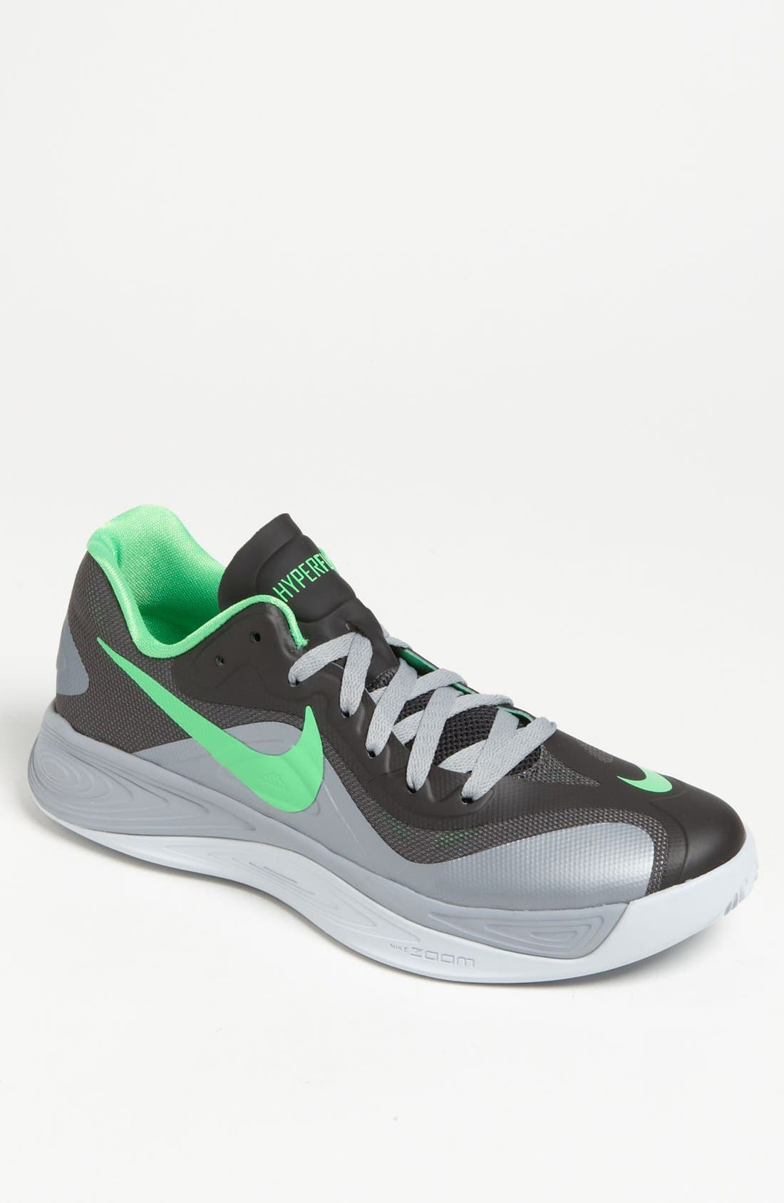 NIKE 'Hyperfuse Low' Basketball Shoe, Main, color, 004