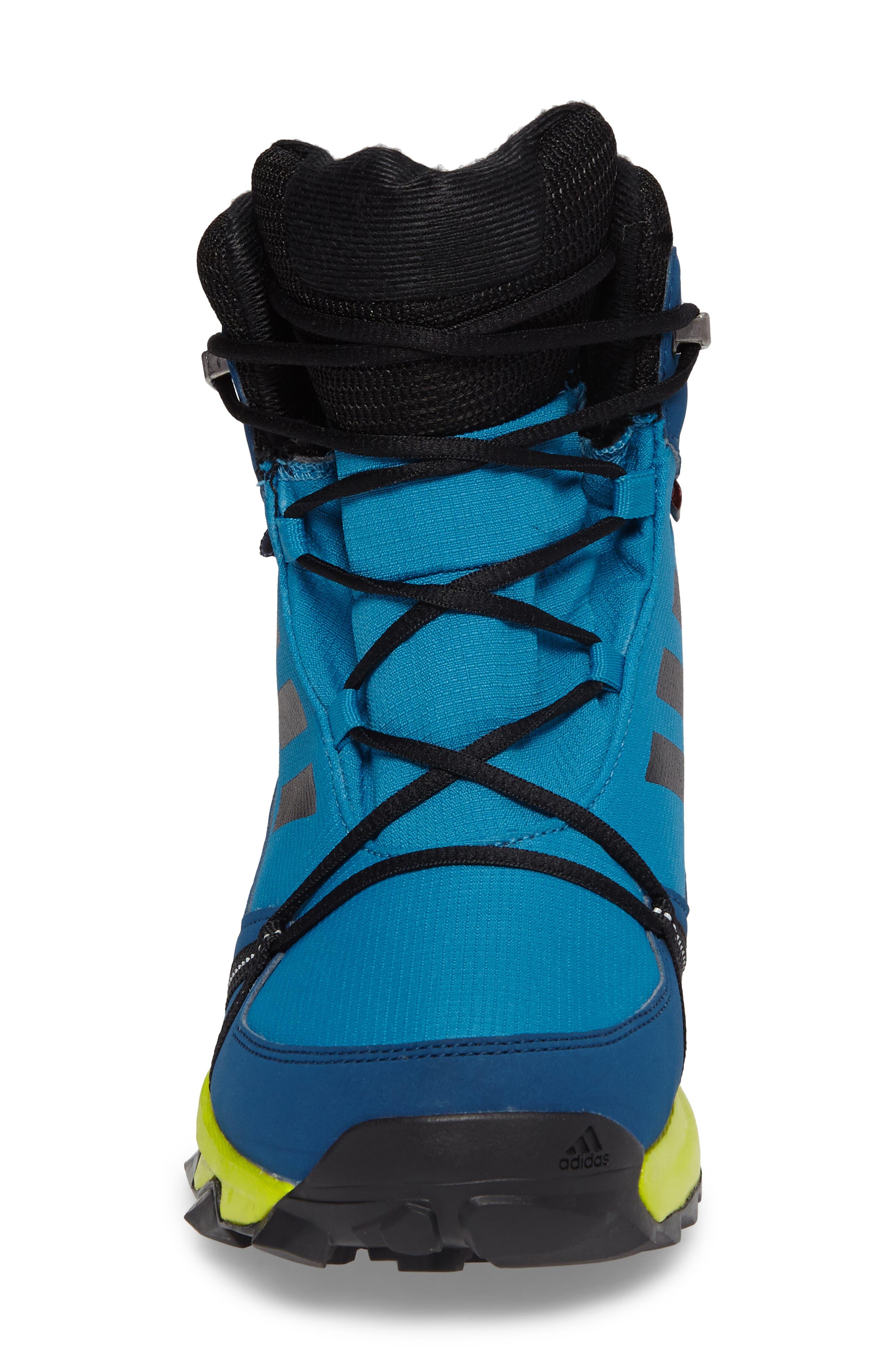 Terrex Snow Sneaker Boot,                             Alternate thumbnail 7, color,