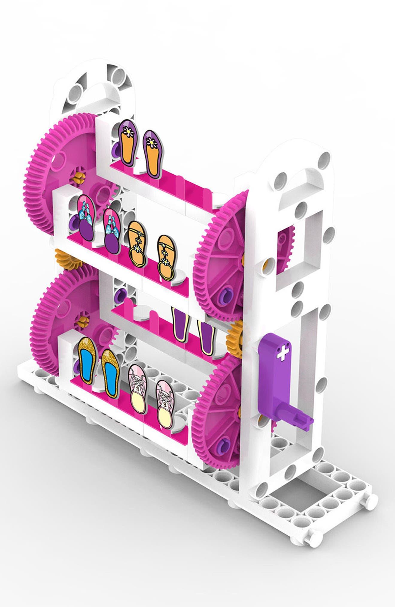 Barbie<sup>®</sup> Nikki STEM Kit & Doll Set,                             Alternate thumbnail 4, color,                             PINK