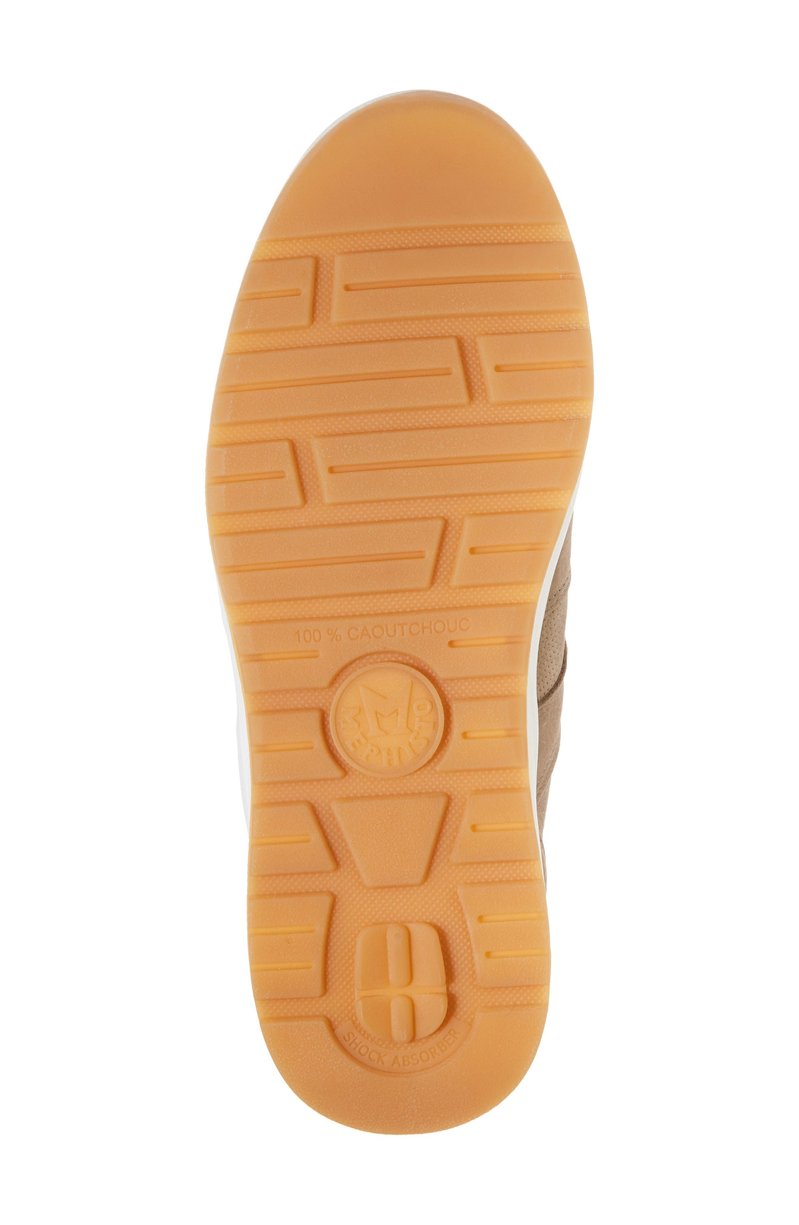 Vito Perforated Sneaker,                             Alternate thumbnail 6, color,                             281