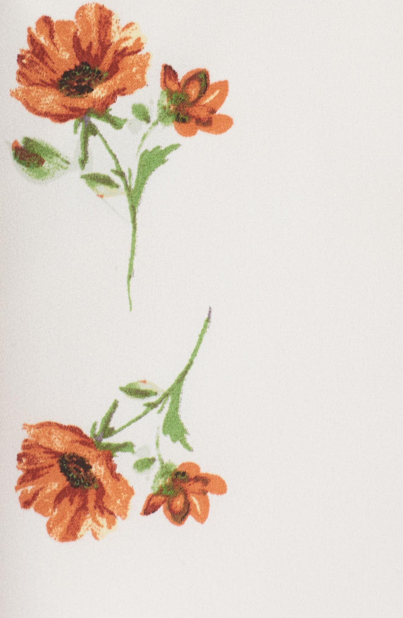 Darling Nikki Floral Maxi Dress,                             Alternate thumbnail 6, color,                             100