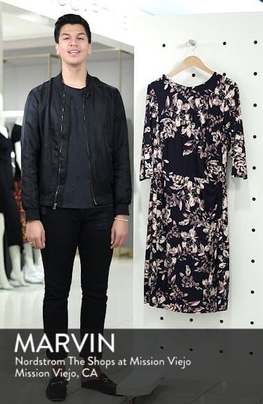 Side Gathered Sheath Dress, sales video thumbnail
