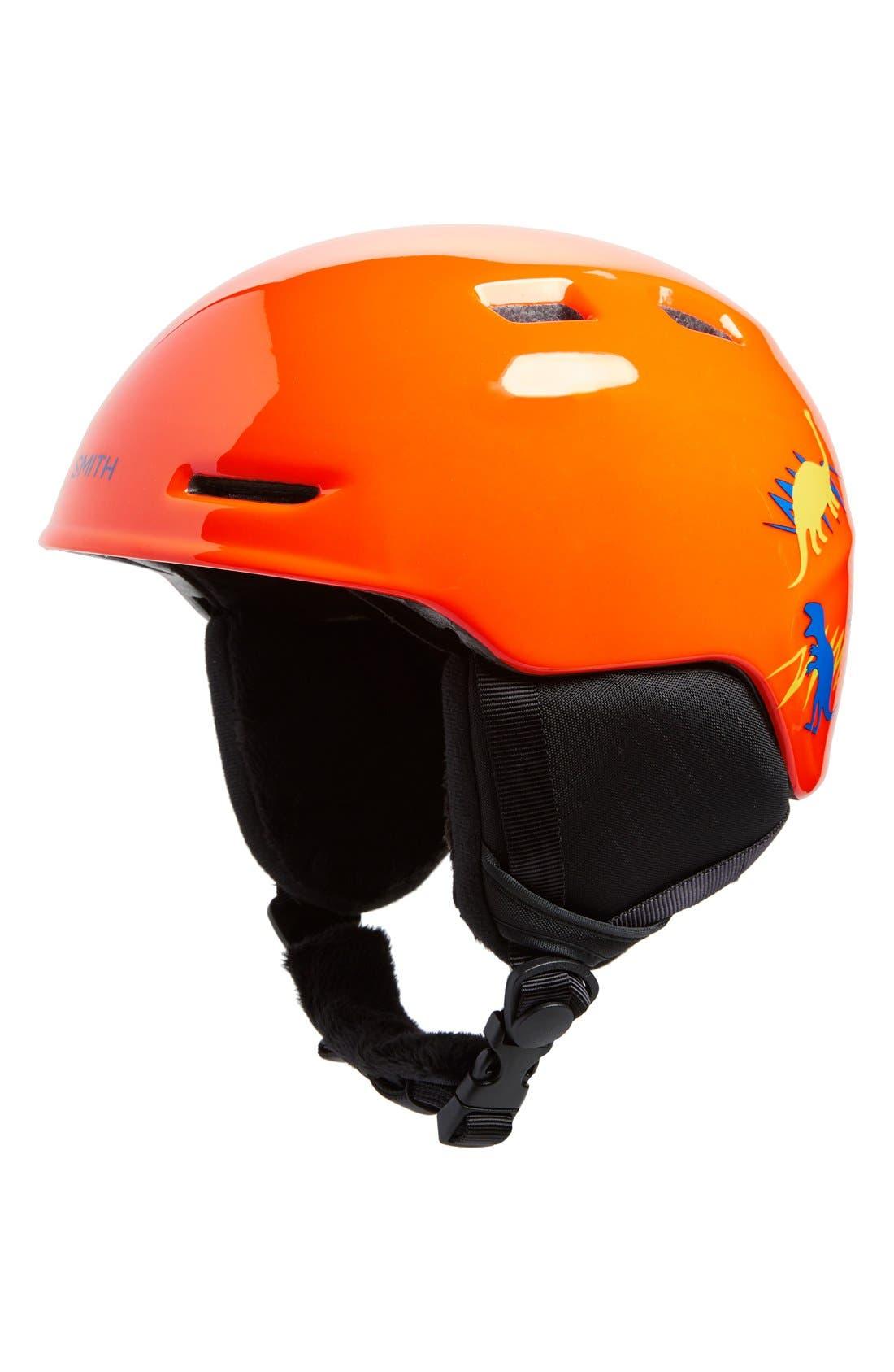 'Zoom Jr.' Snow Helmet,                             Main thumbnail 2, color,