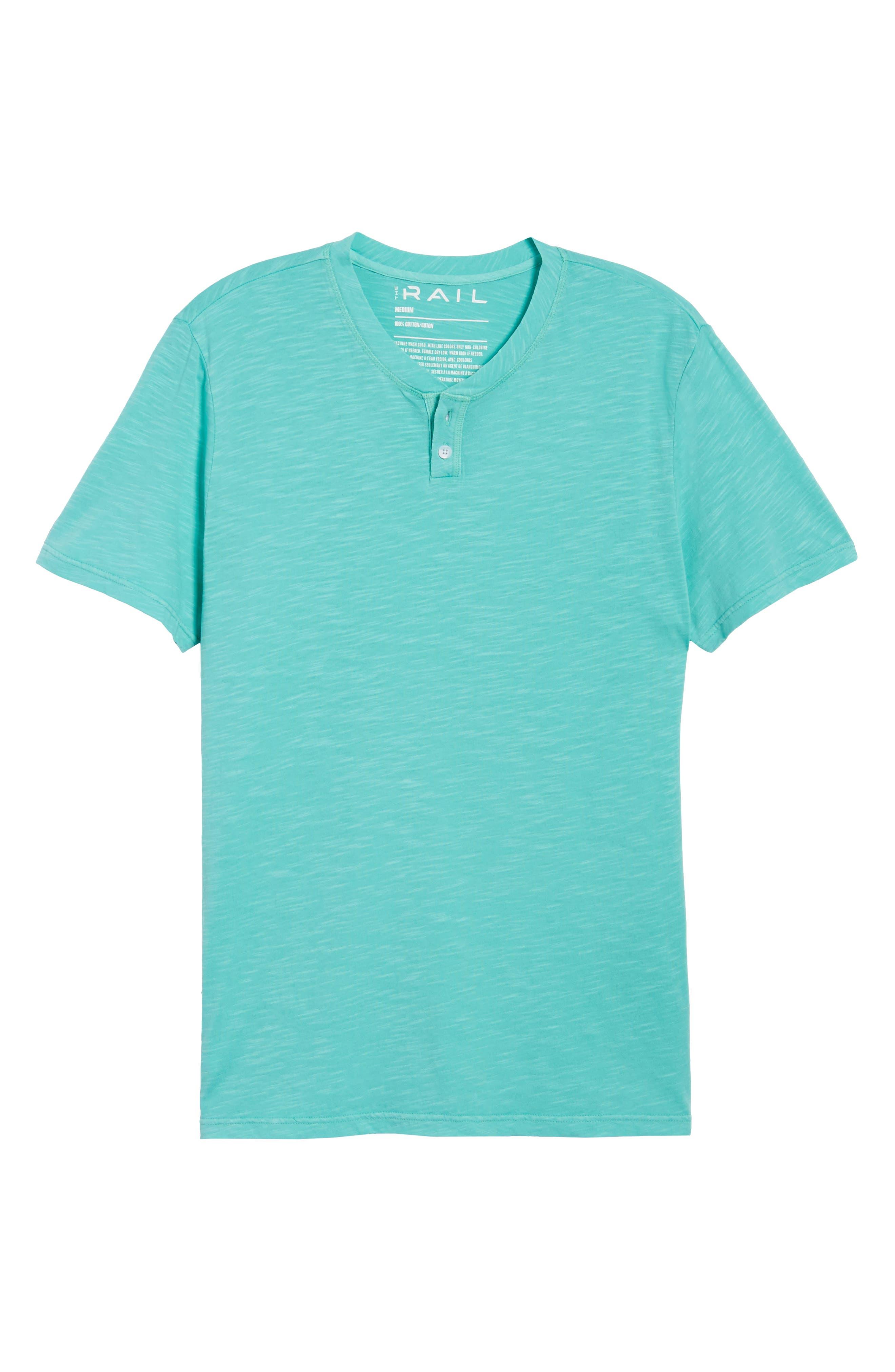 Garment Dye Slub Knit Henley,                             Alternate thumbnail 28, color,