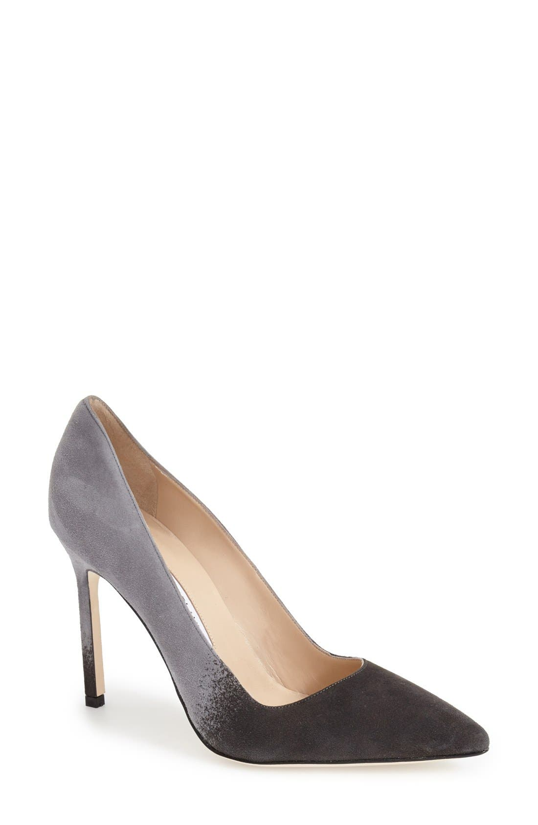 BB Pointy Toe Pump,                         Main,                         color, 001