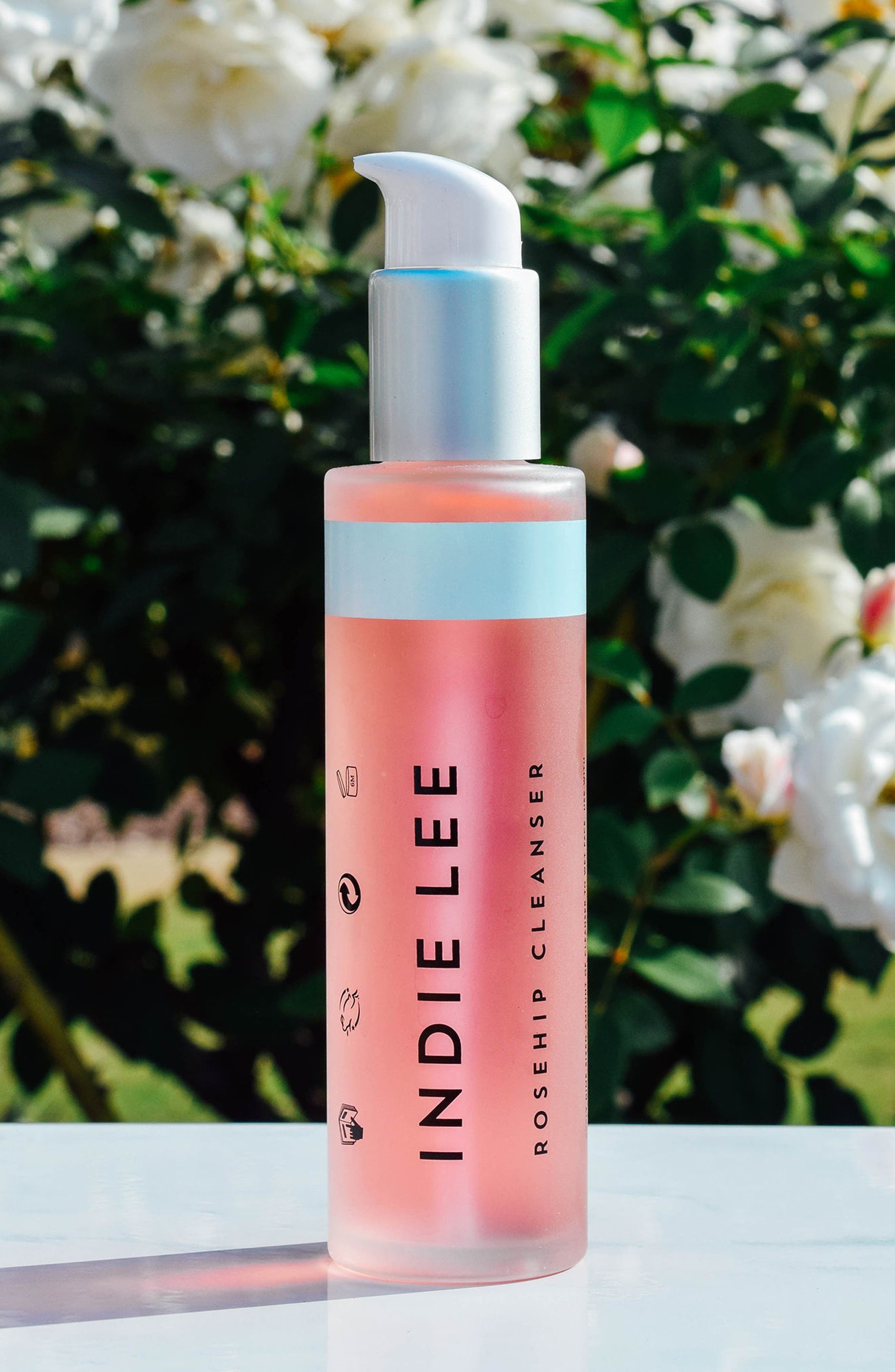 INDIE LEE,                             Rosehip Cleanser,                             Alternate thumbnail 4, color,                             NO COLOR
