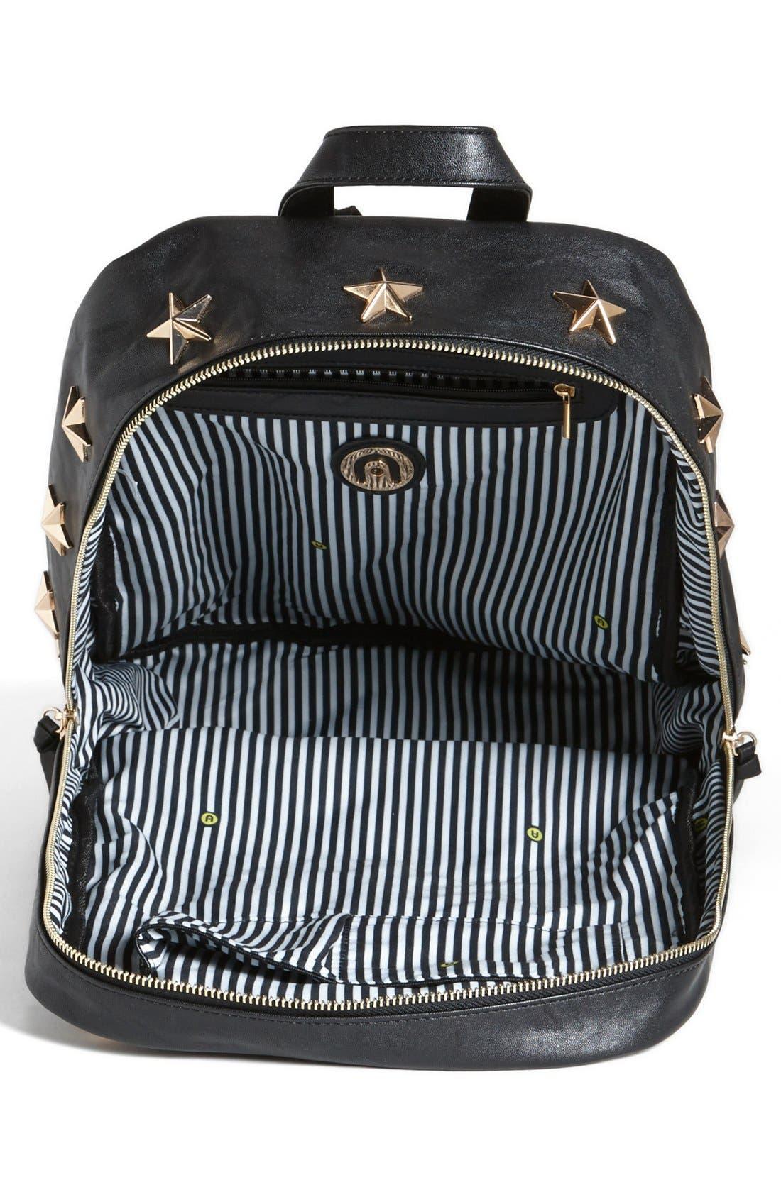 'Star' Stud Backpack,                             Alternate thumbnail 2, color,                             001
