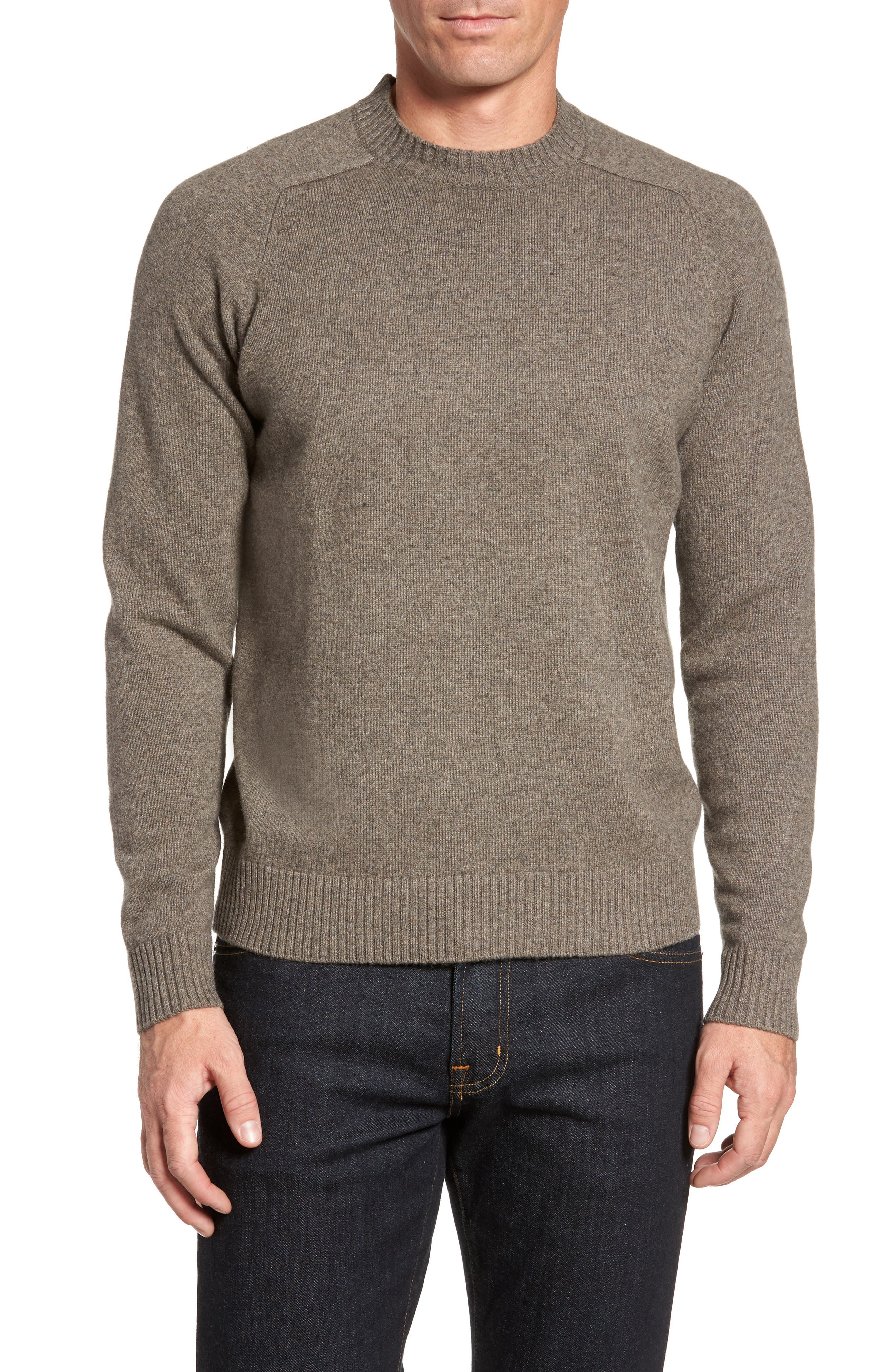 Crown Vintage Crewneck Sweatshirt,                             Main thumbnail 1, color,                             199