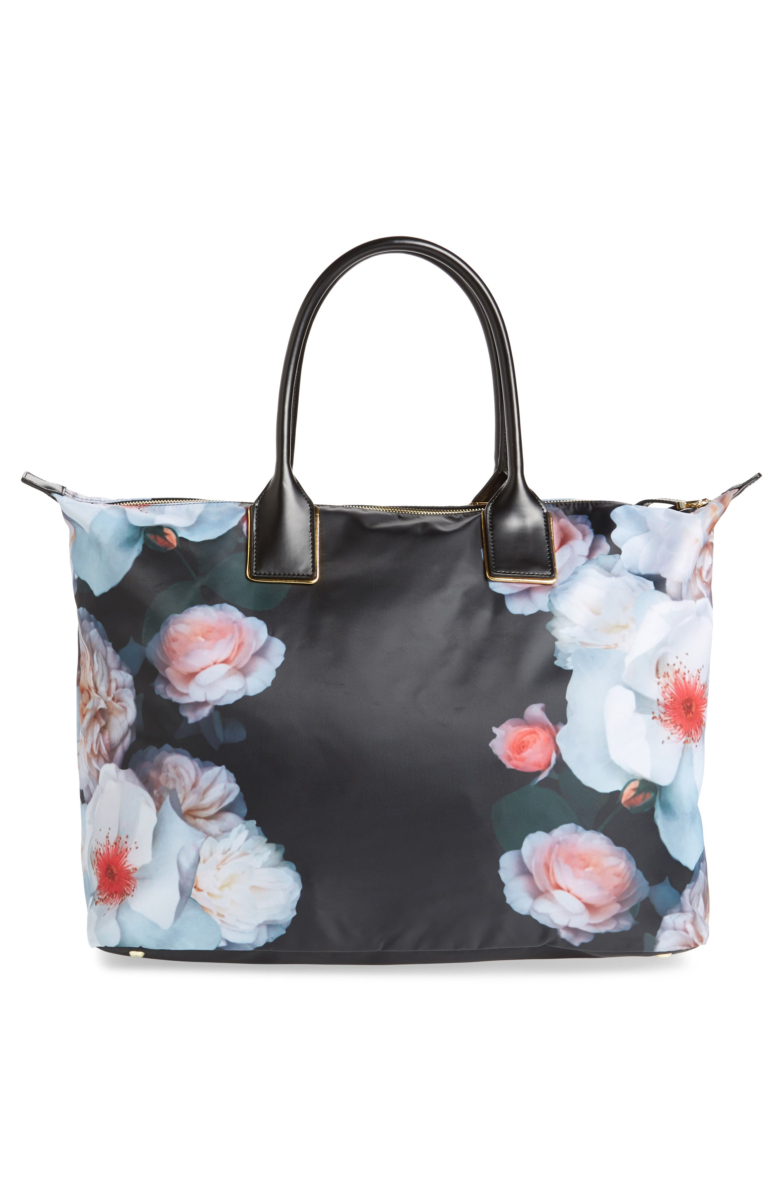 Large Cayenna Chelsea Tote,                             Alternate thumbnail 3, color,                             001