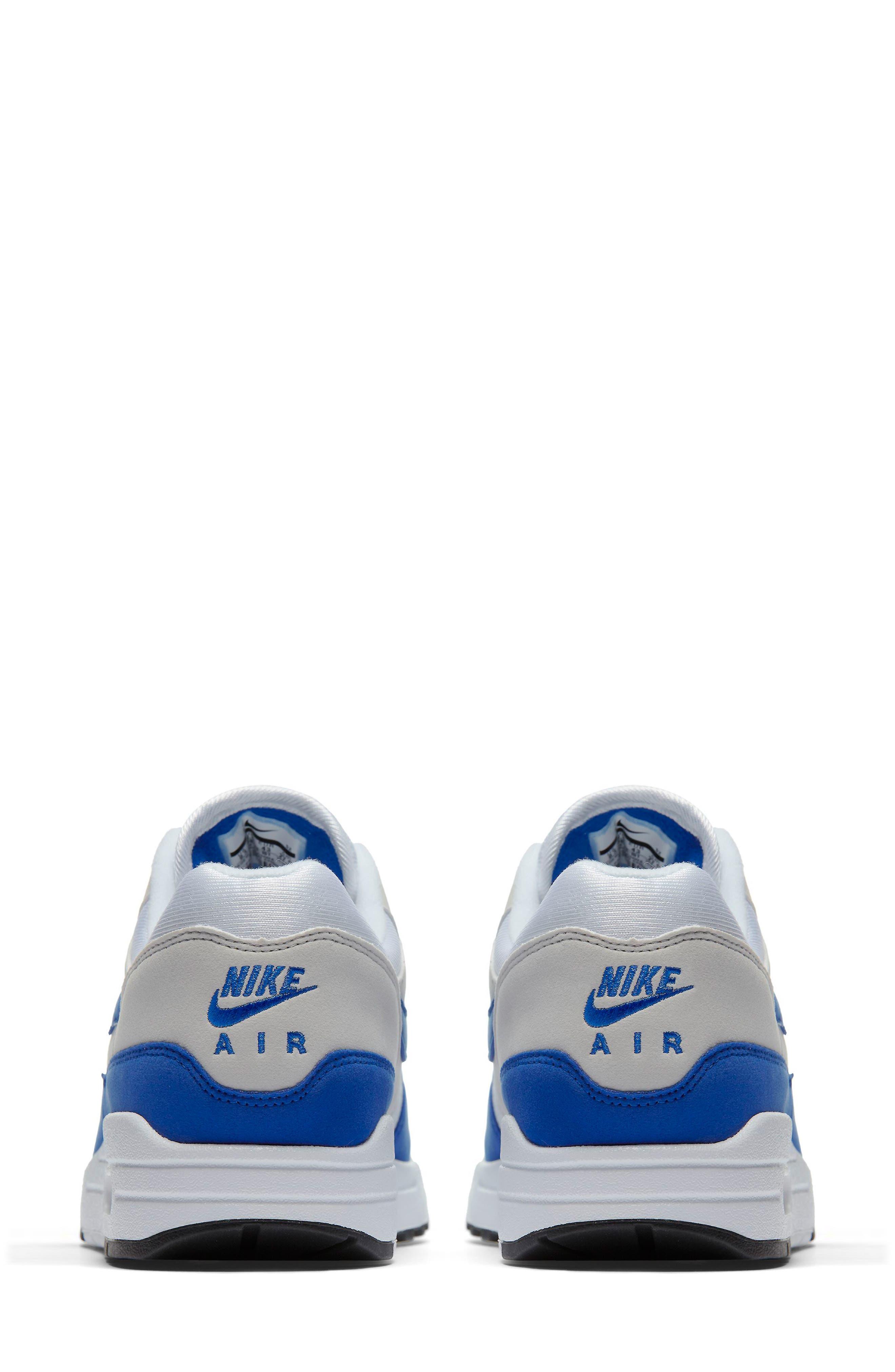 Air Max 1 Anniversary Sneaker,                             Alternate thumbnail 2, color,                             100