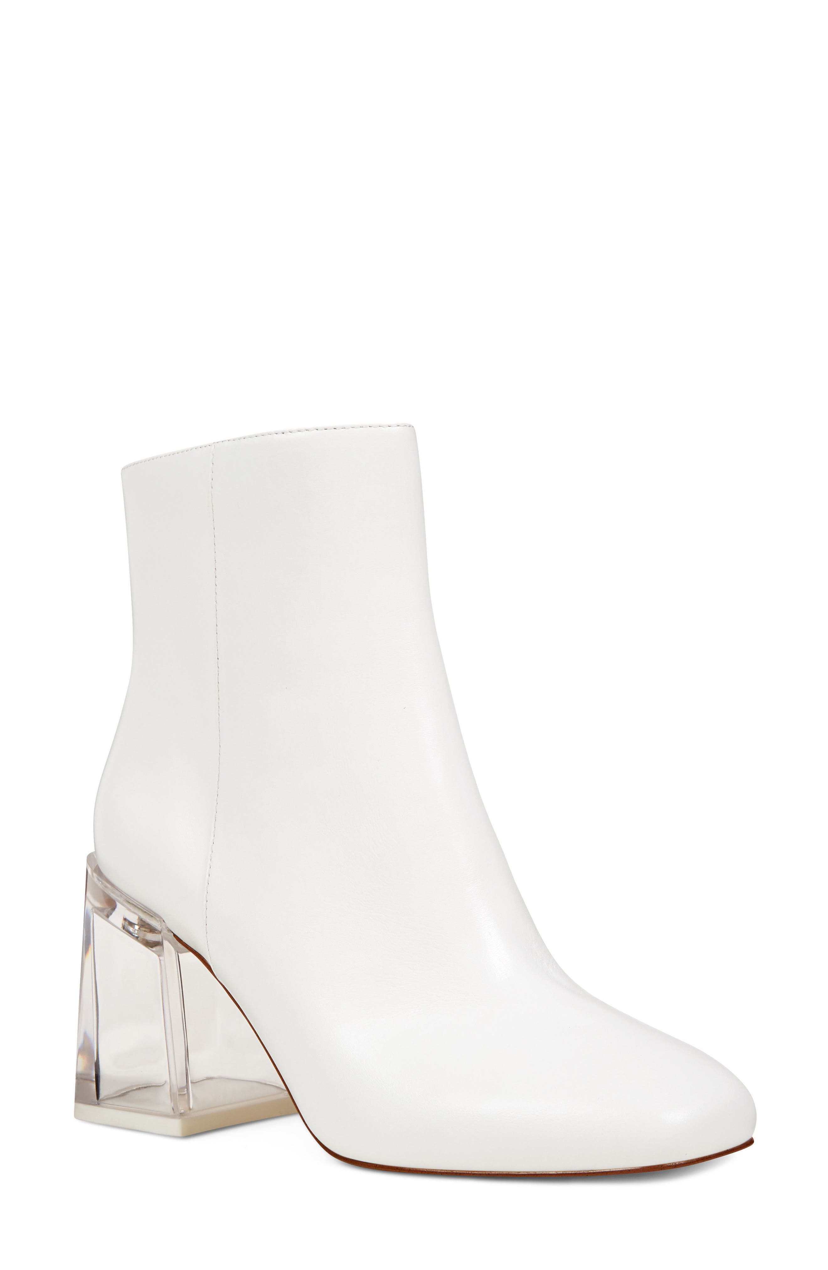 Nine West Apphappy Block Heel Bootie