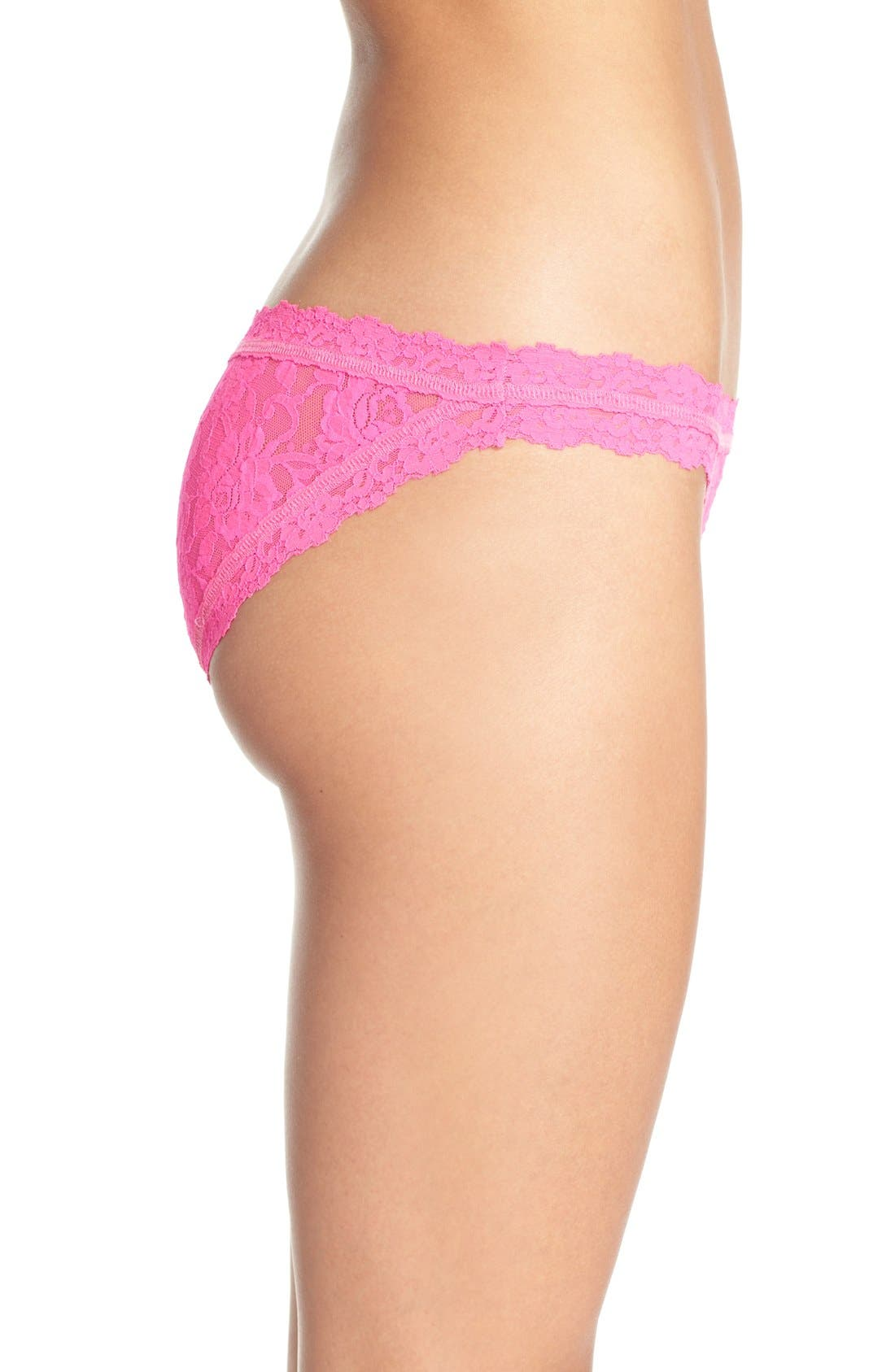 'Signature Lace' Brazilian Bikini,                             Alternate thumbnail 116, color,