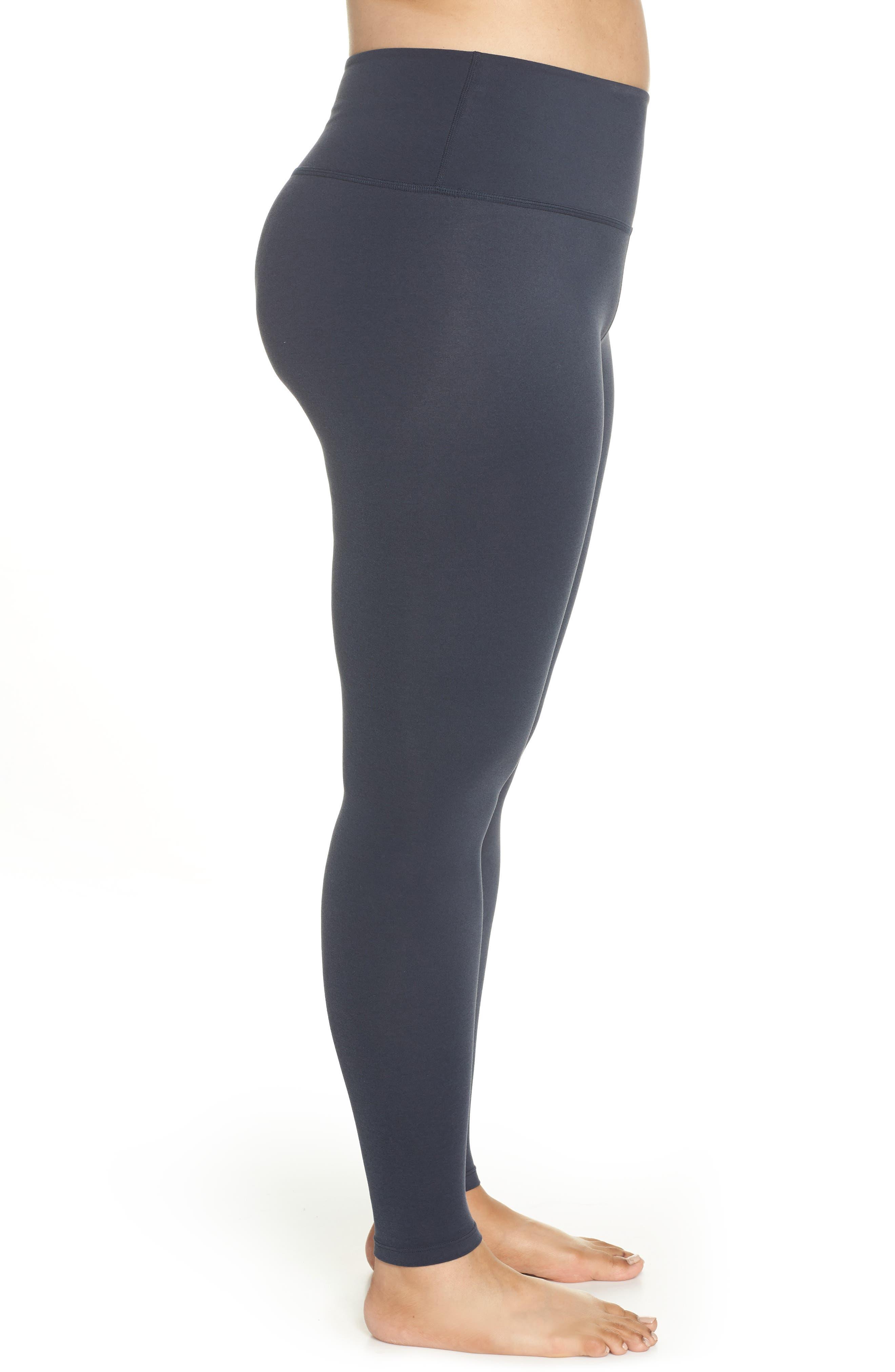 BEYOND YOGA,                             Plush High Waist Leggings,                             Alternate thumbnail 4, color,                             403