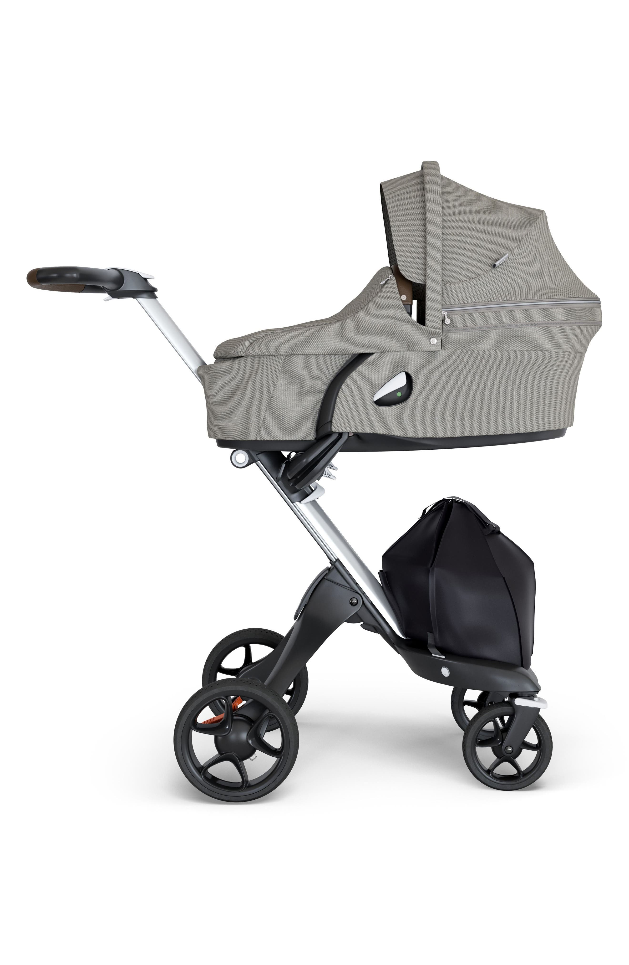 Xplory<sup>®</sup> Silver Chassis Stroller,                             Main thumbnail 1, color,