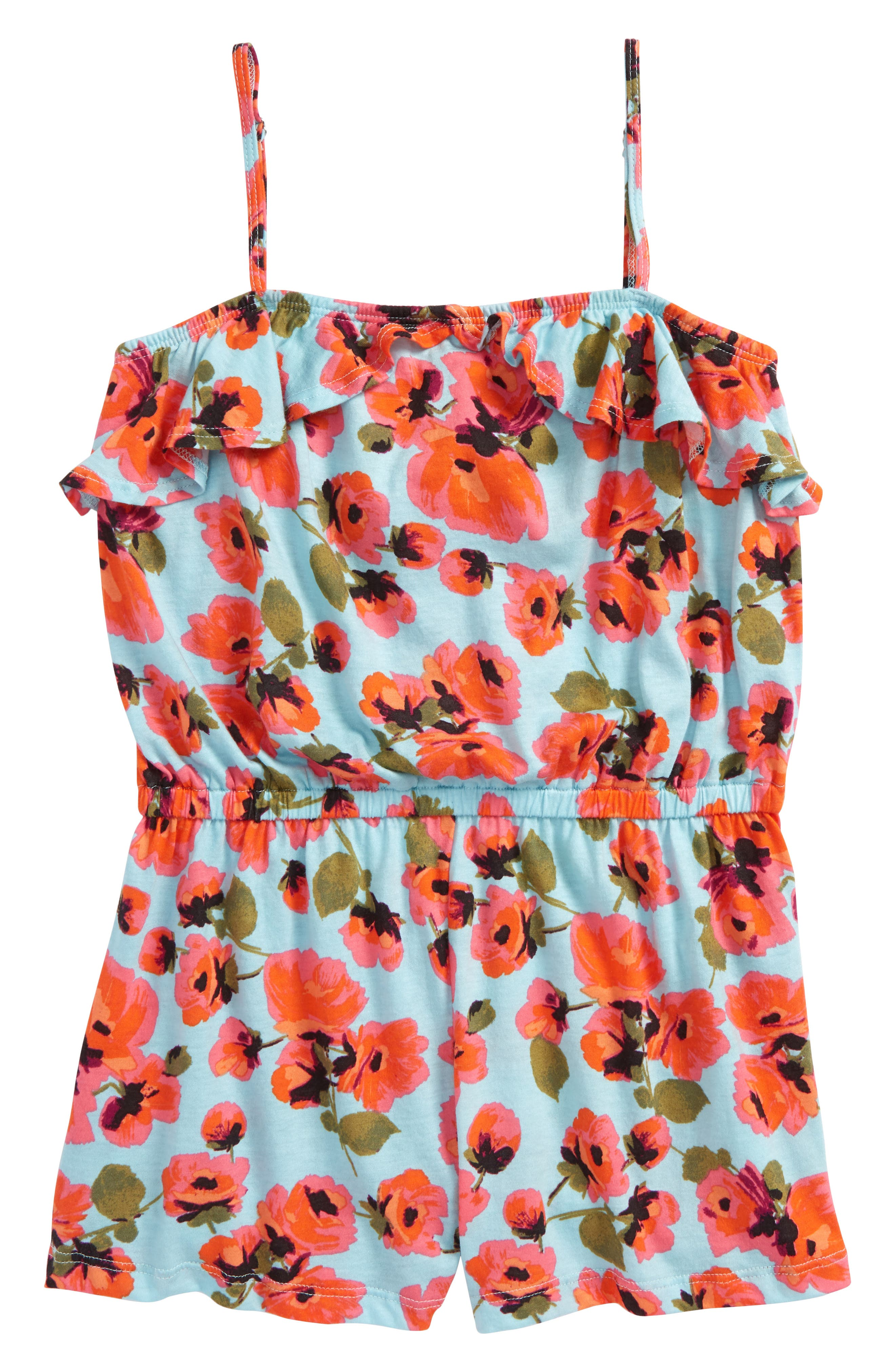 Play Time Romper,                             Main thumbnail 1, color,                             414