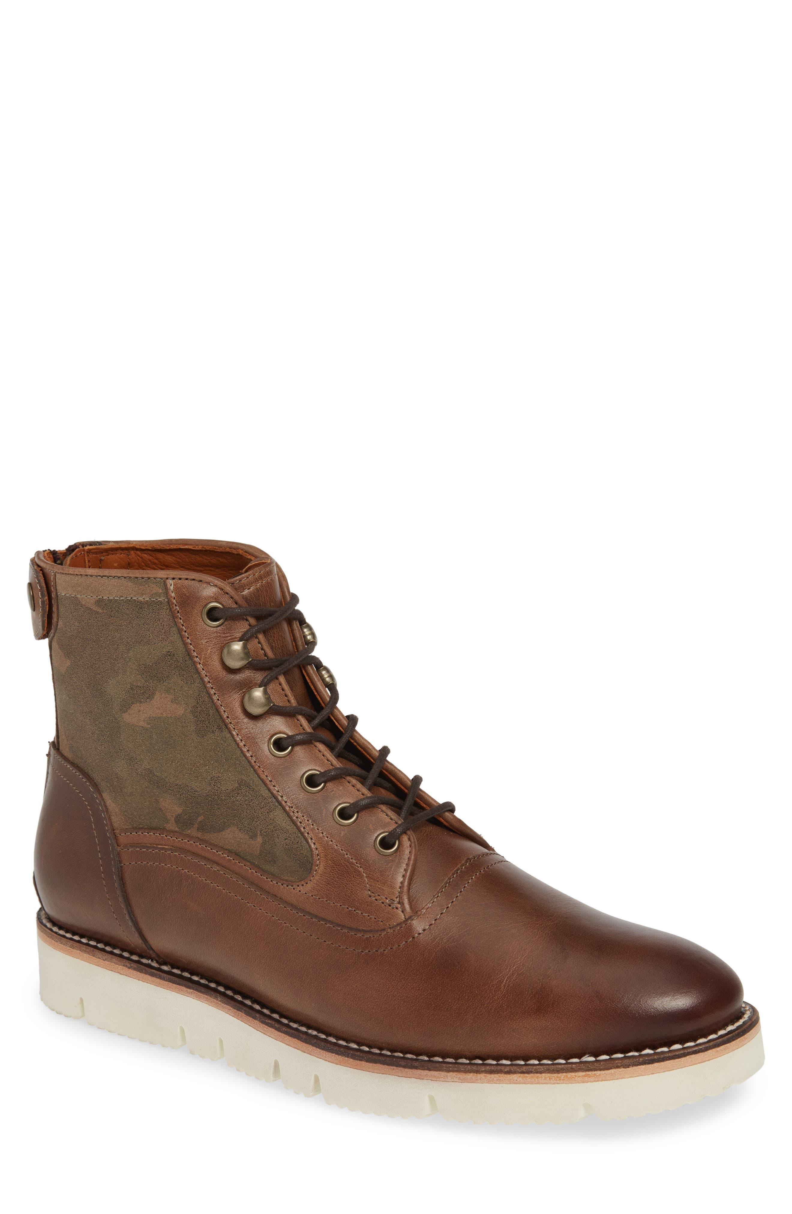 Ariat Fairview Plain Toe Boot- Brown