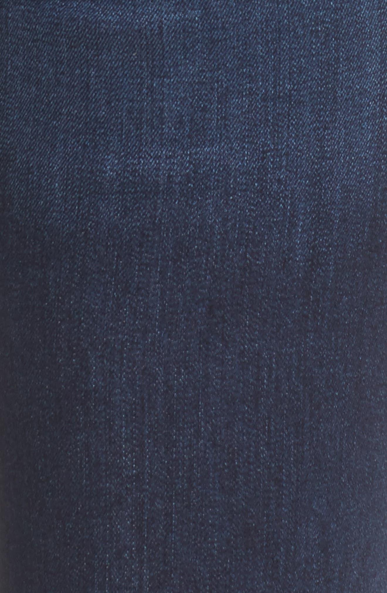 Bombshell High Waist Stretch Skinny Jeans,                             Alternate thumbnail 15, color,