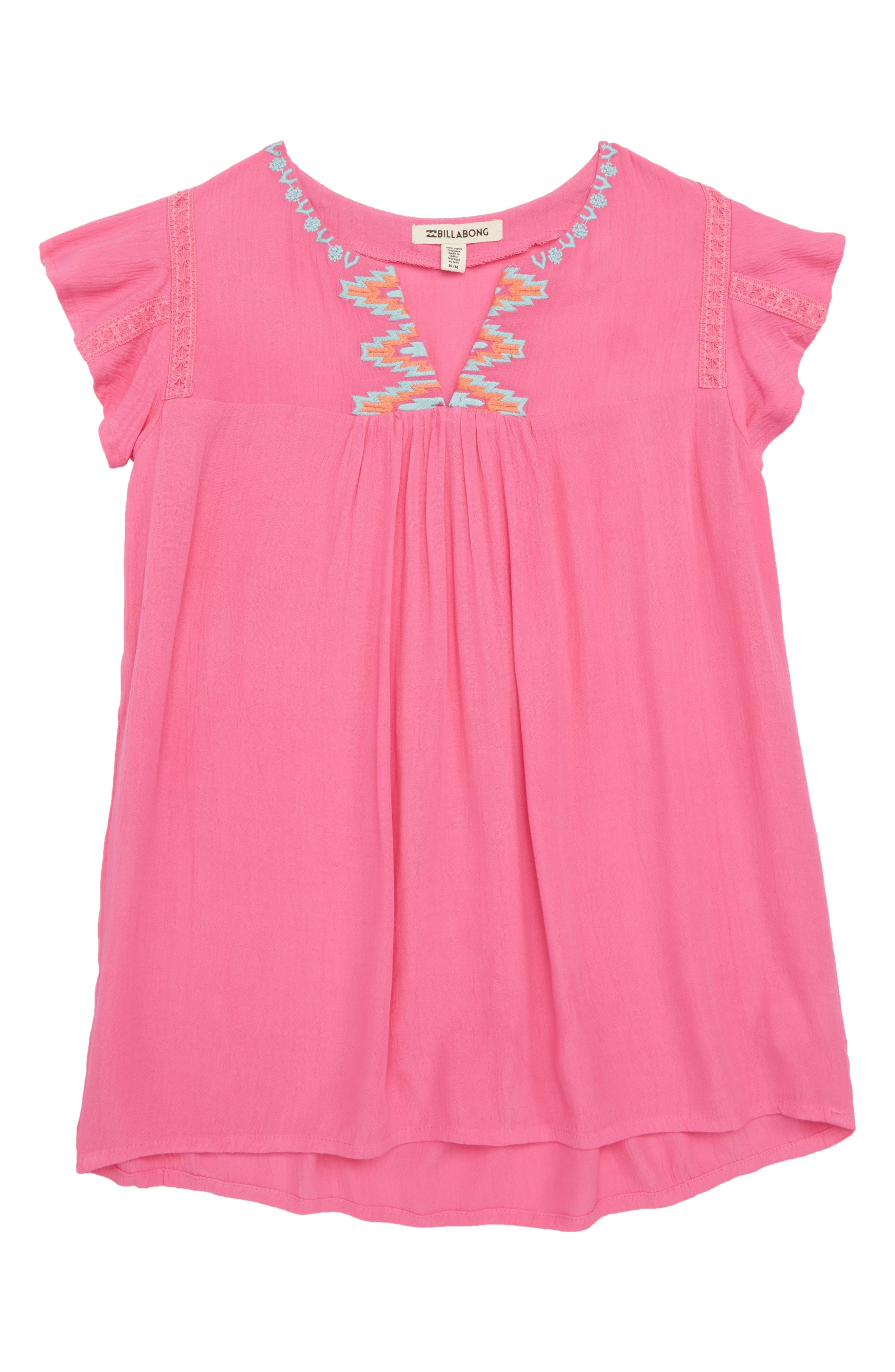 All In A Day Tunic,                         Main,                         color, 655