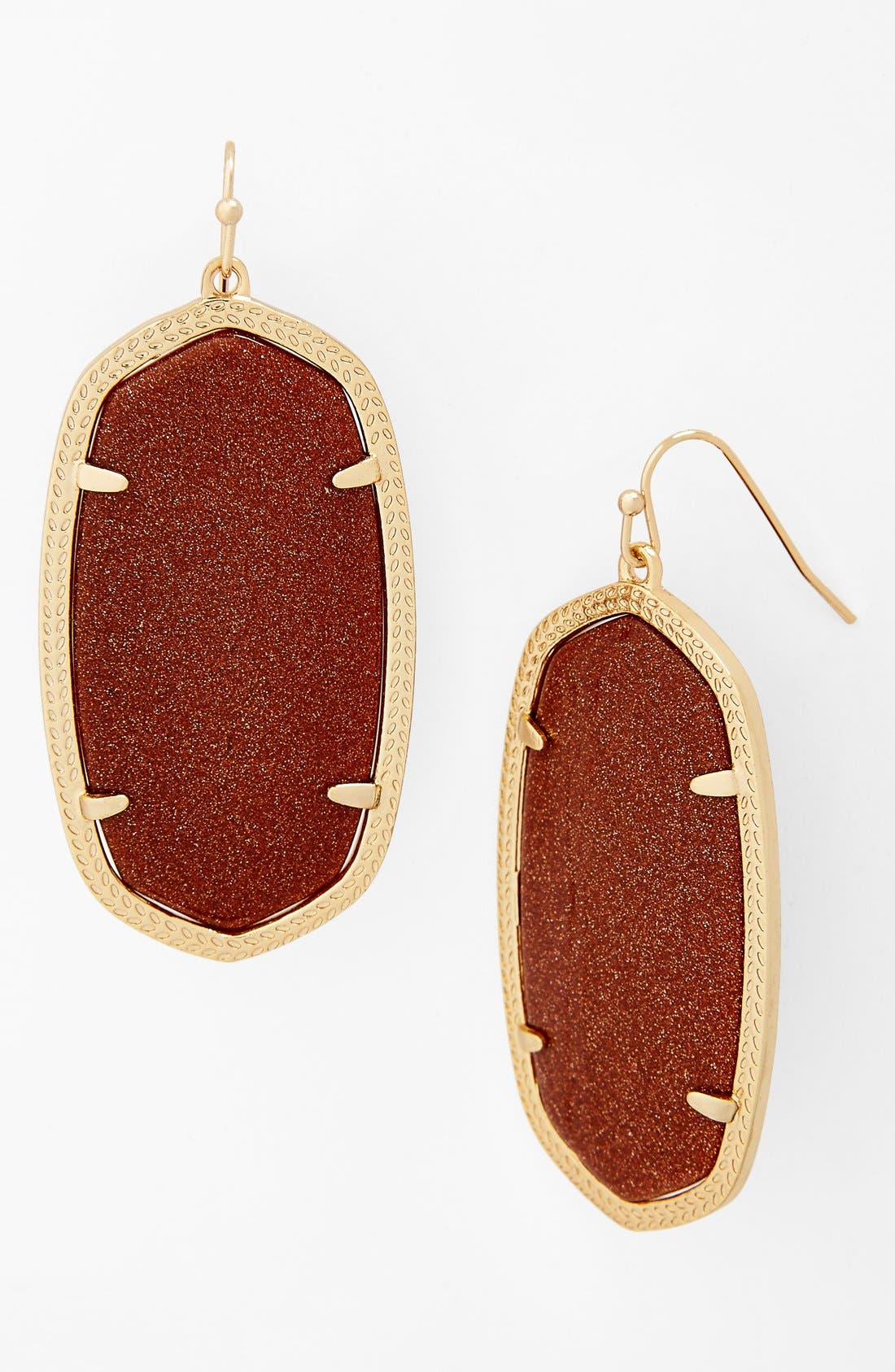 Danielle - Large Oval Statement Earrings,                             Main thumbnail 45, color,
