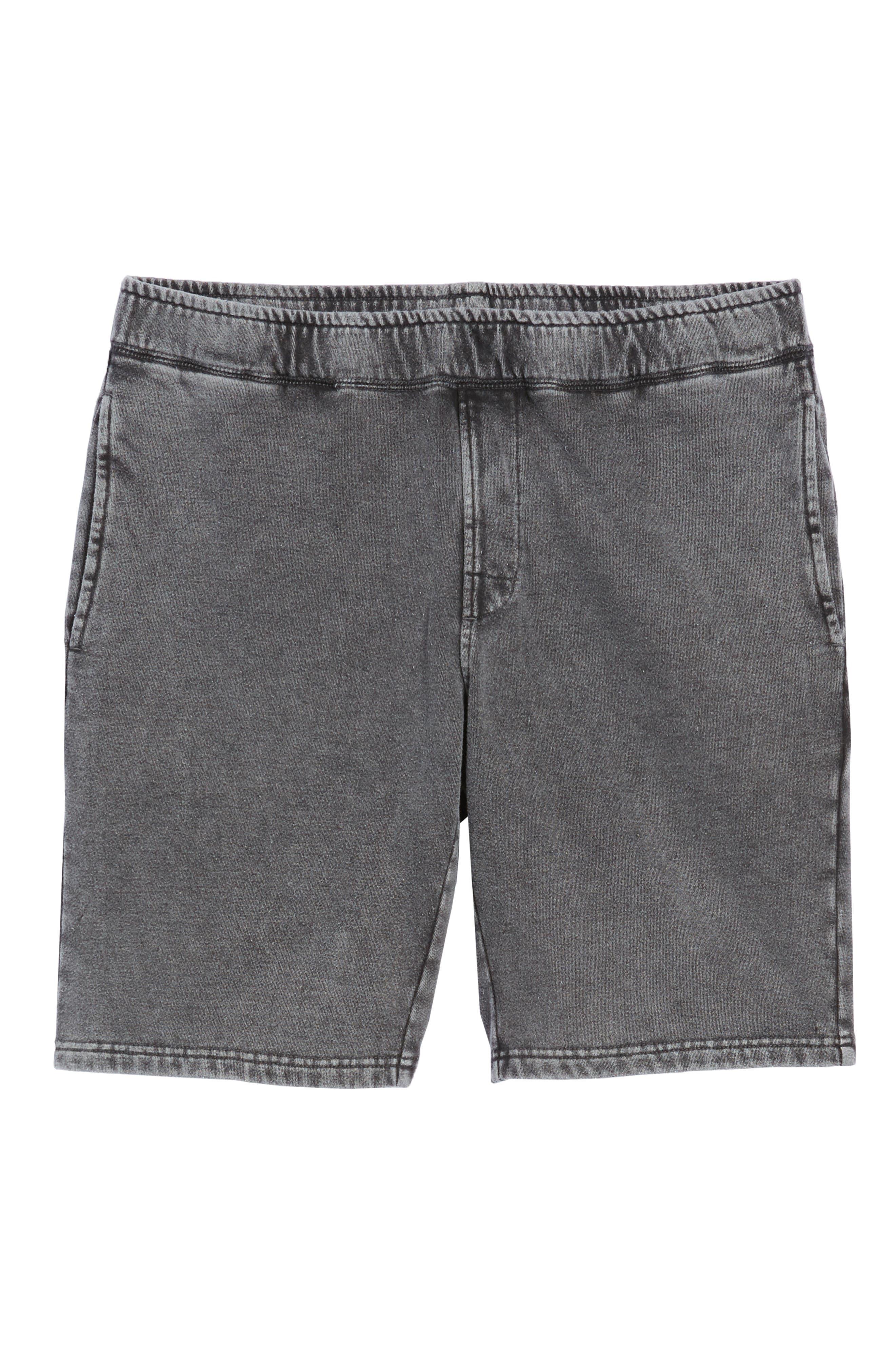 Matador Shorts,                             Alternate thumbnail 6, color,                             RVCA BLACK