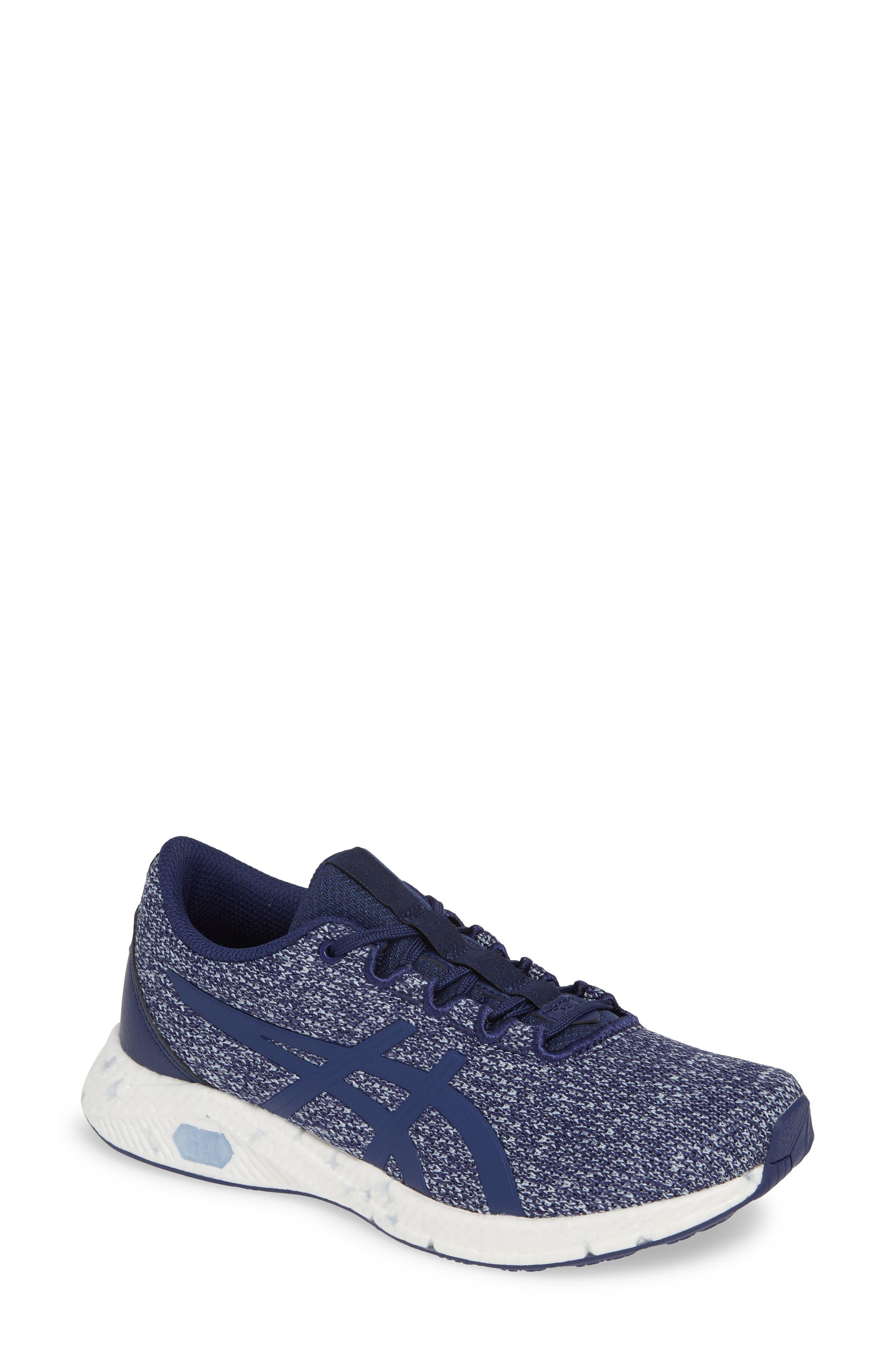 Asics Hypergel-Yu Running Shoe, Blue
