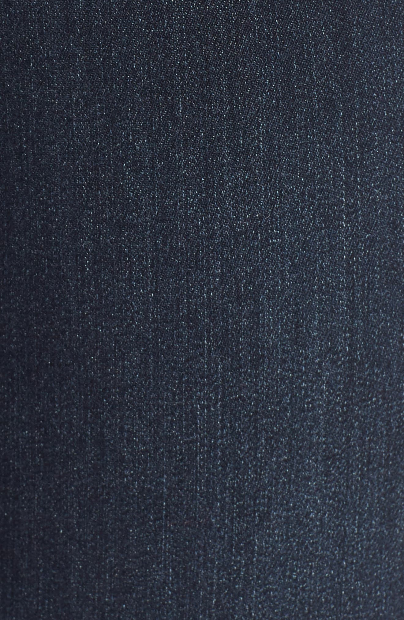 Ab-solution Itty Bitty Bootcut Jeans,                             Alternate thumbnail 6, color,                             402