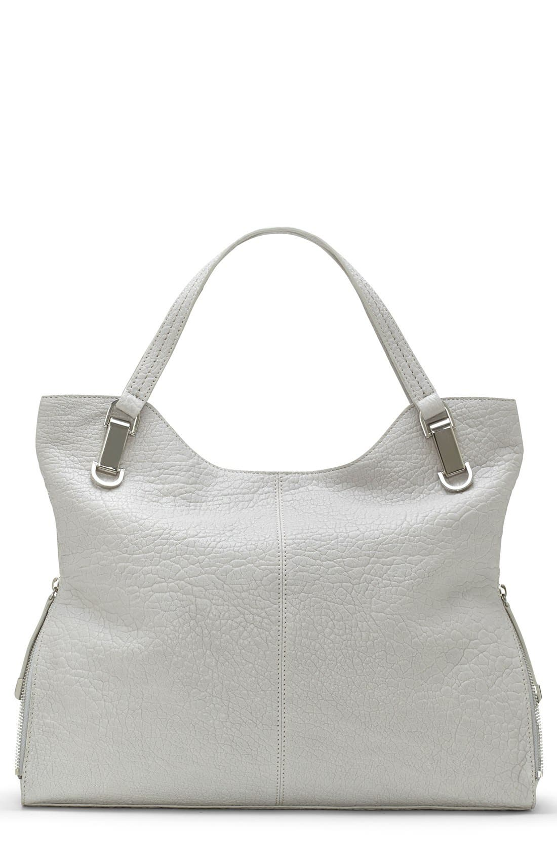 'Riley' Leather Tote,                             Main thumbnail 9, color,