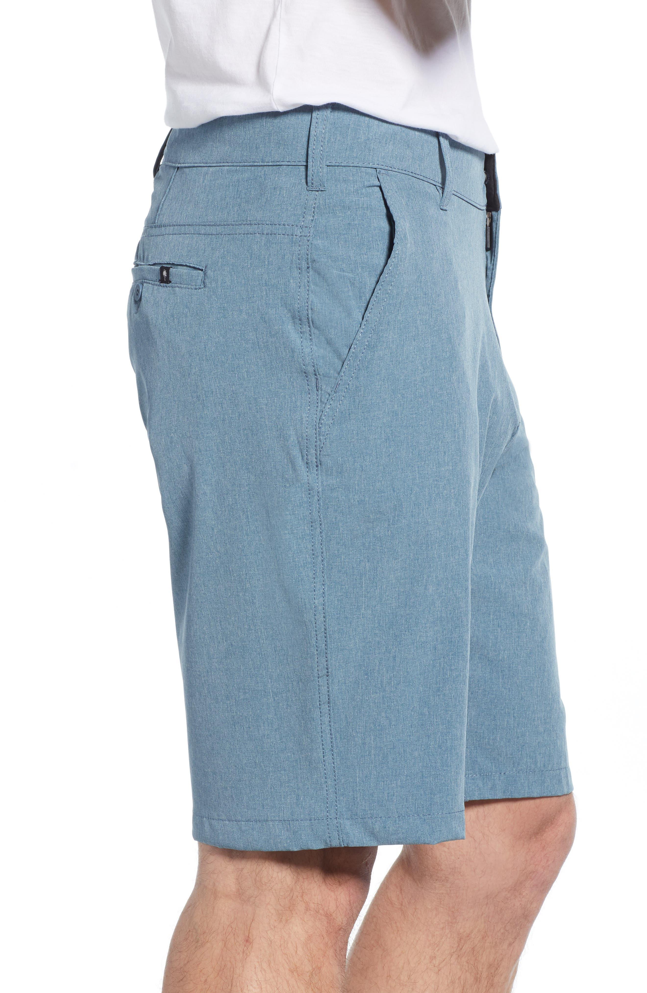 Hybrid Shorts,                             Alternate thumbnail 3, color,                             MEDITERRANEAN