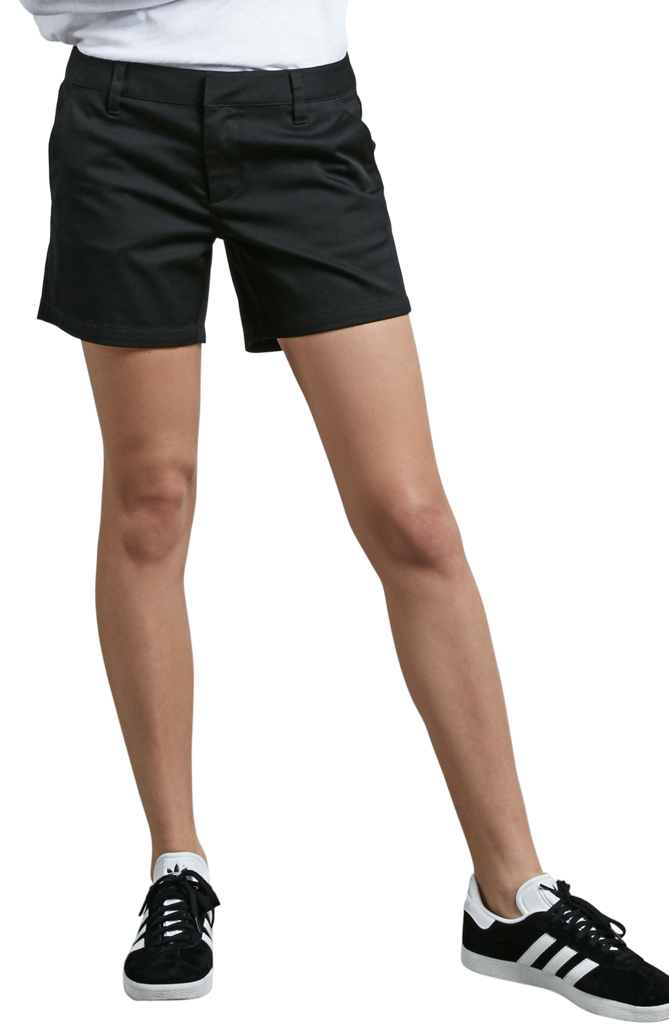 Frochickie Chino Shorts,                             Main thumbnail 1, color,                             001