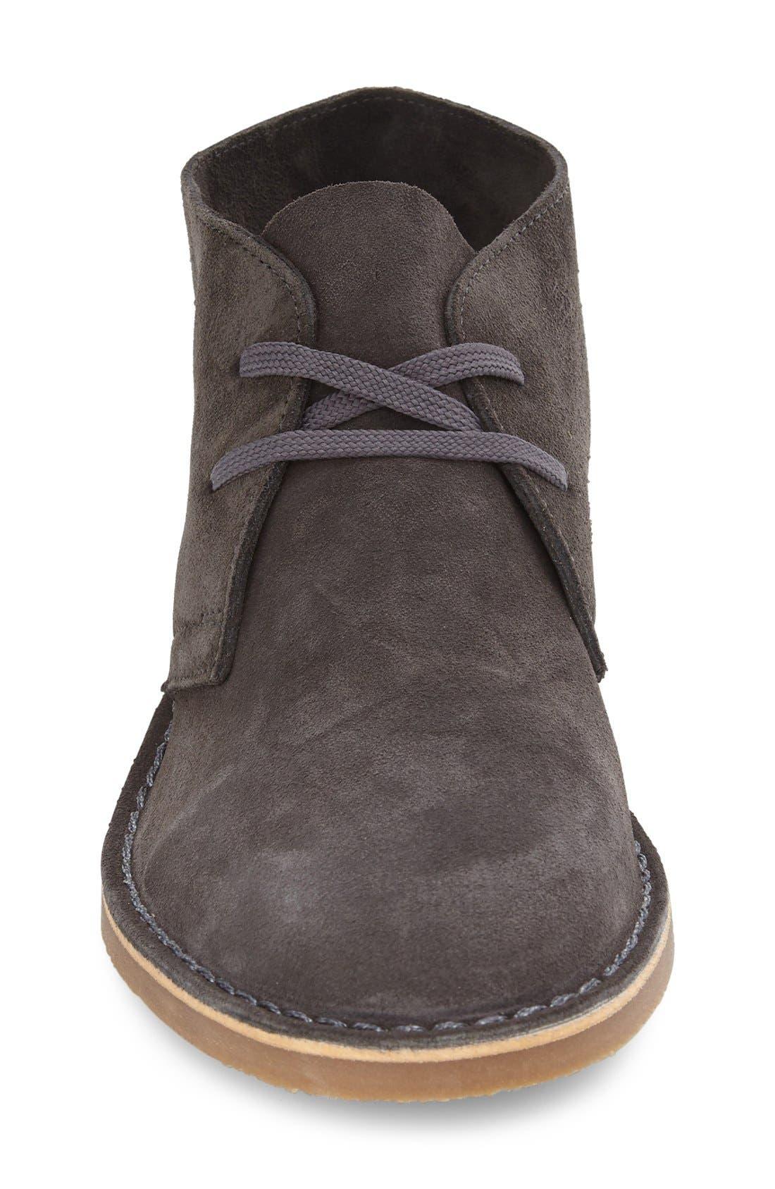'Greyson' Chukka Boot,                             Alternate thumbnail 3, color,                             020