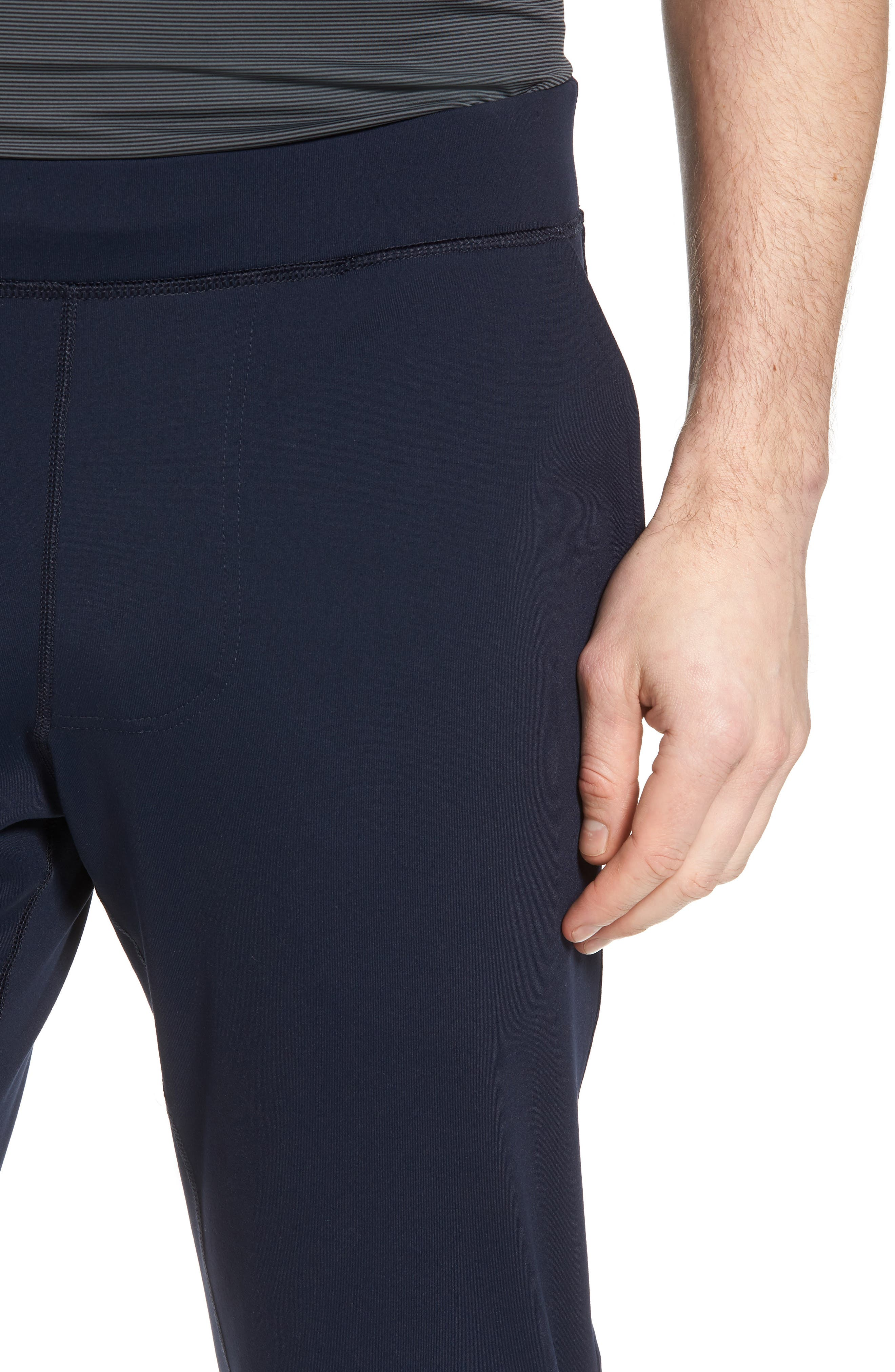 206 Pants,                             Alternate thumbnail 4, color,                             NAVY