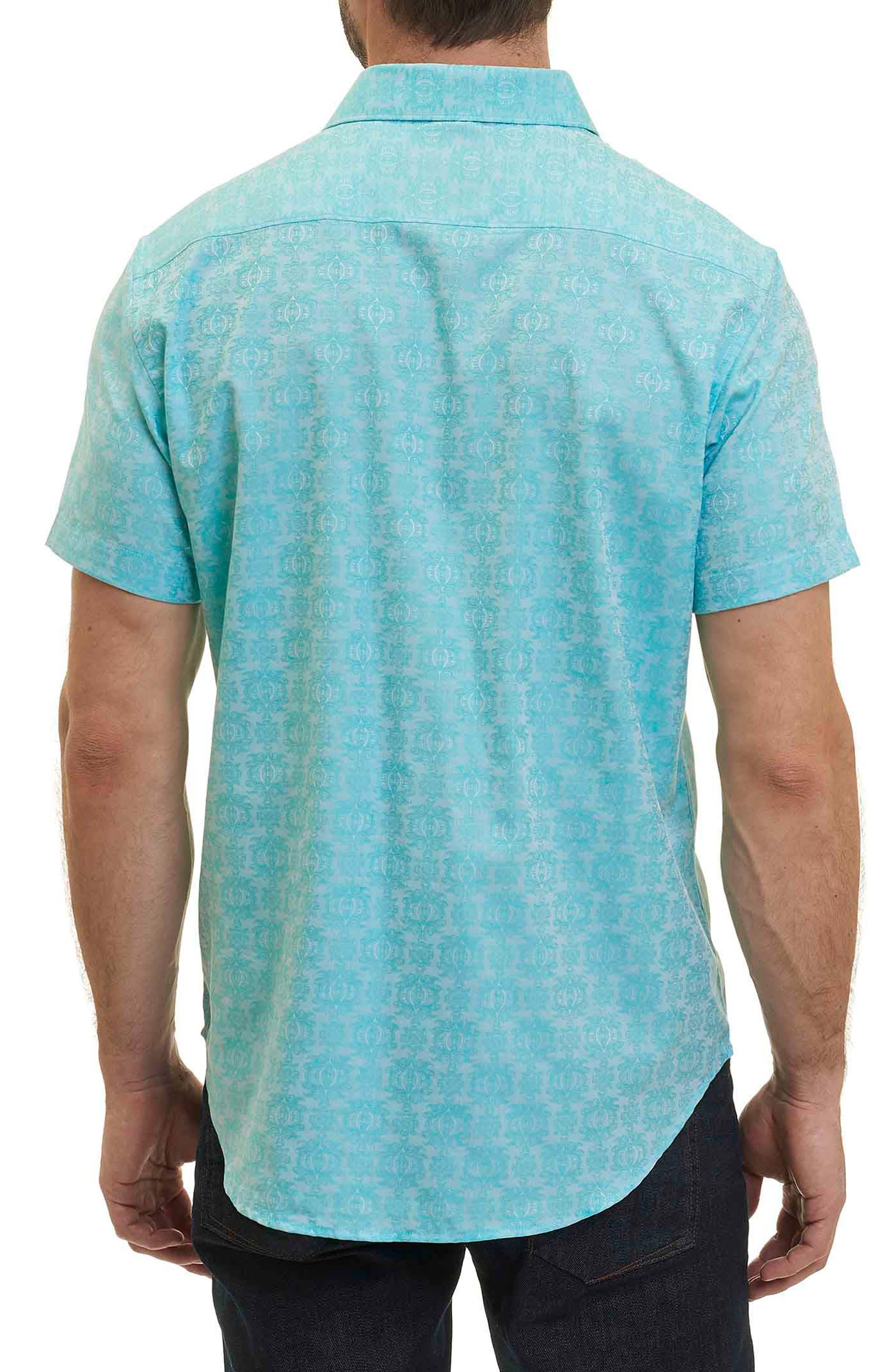 Cullen Regular Fit Sport Shirt,                             Alternate thumbnail 11, color,