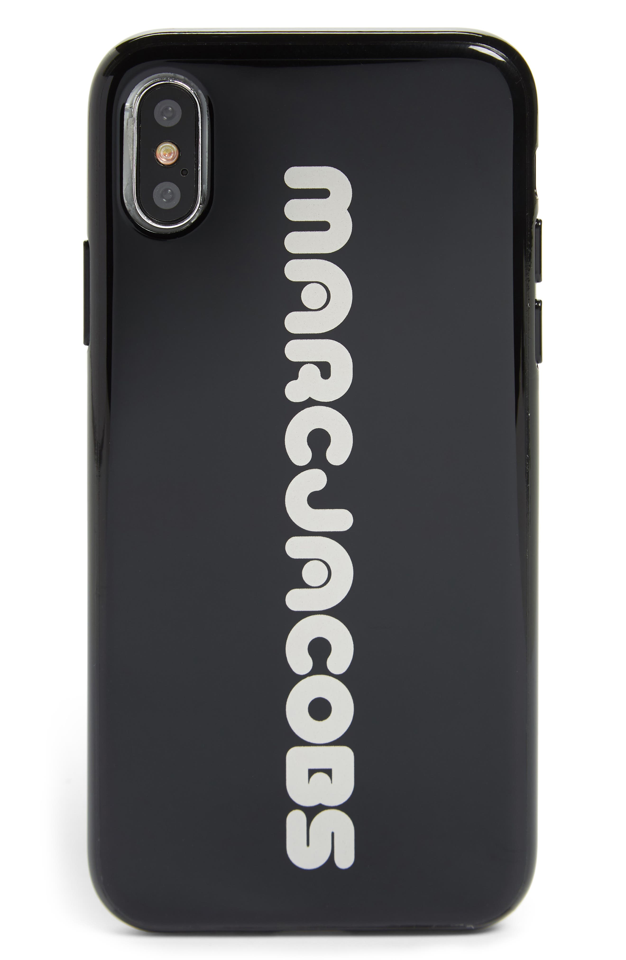 Logo iPhone X Case,                             Main thumbnail 1, color,                             001