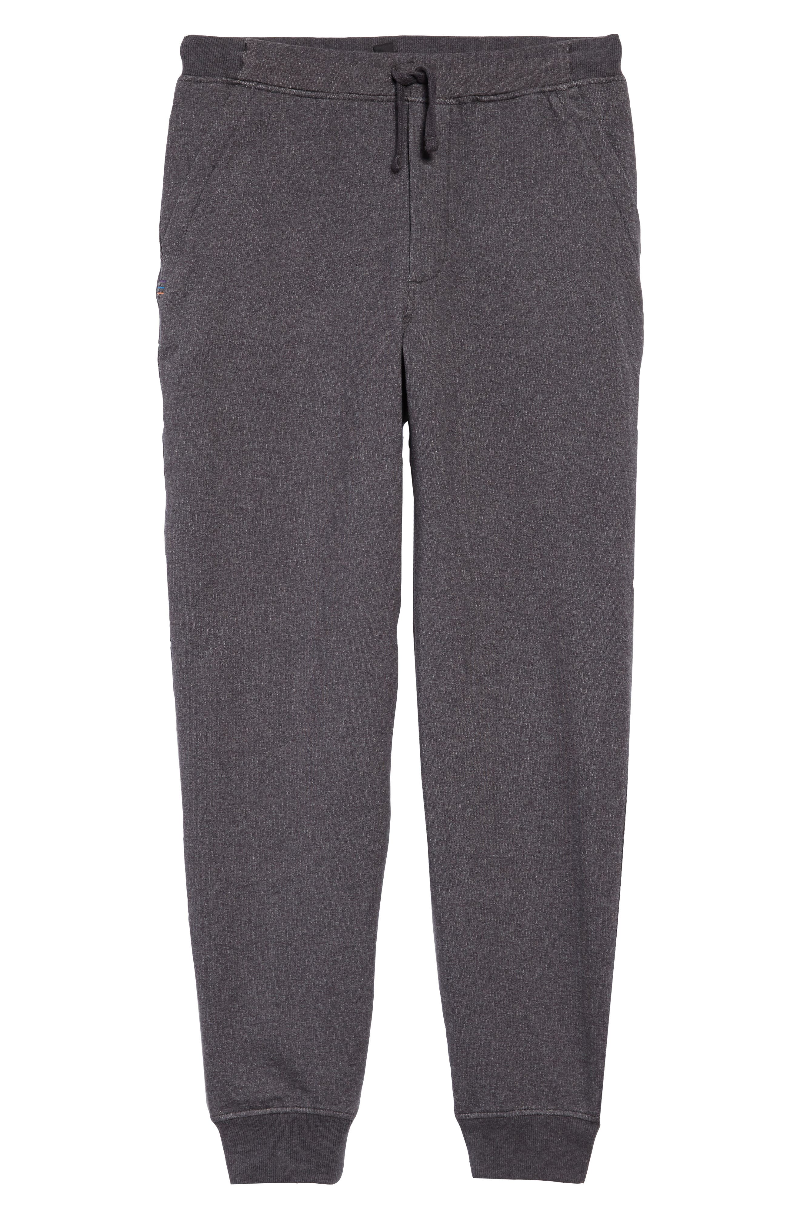 M's Mahnya Fleece Jogger Pants,                             Alternate thumbnail 6, color,                             020