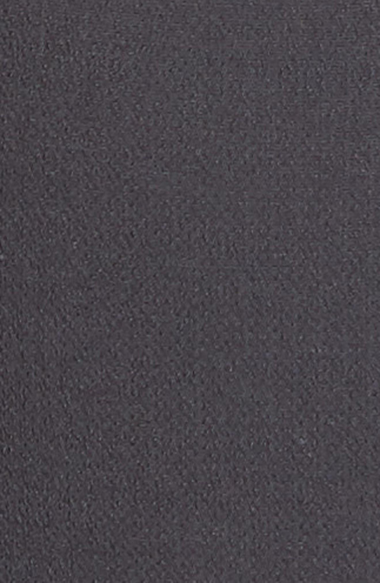 Jumpshot Slim Track Pants,                             Alternate thumbnail 5, color,                             VINTAGE BLACK