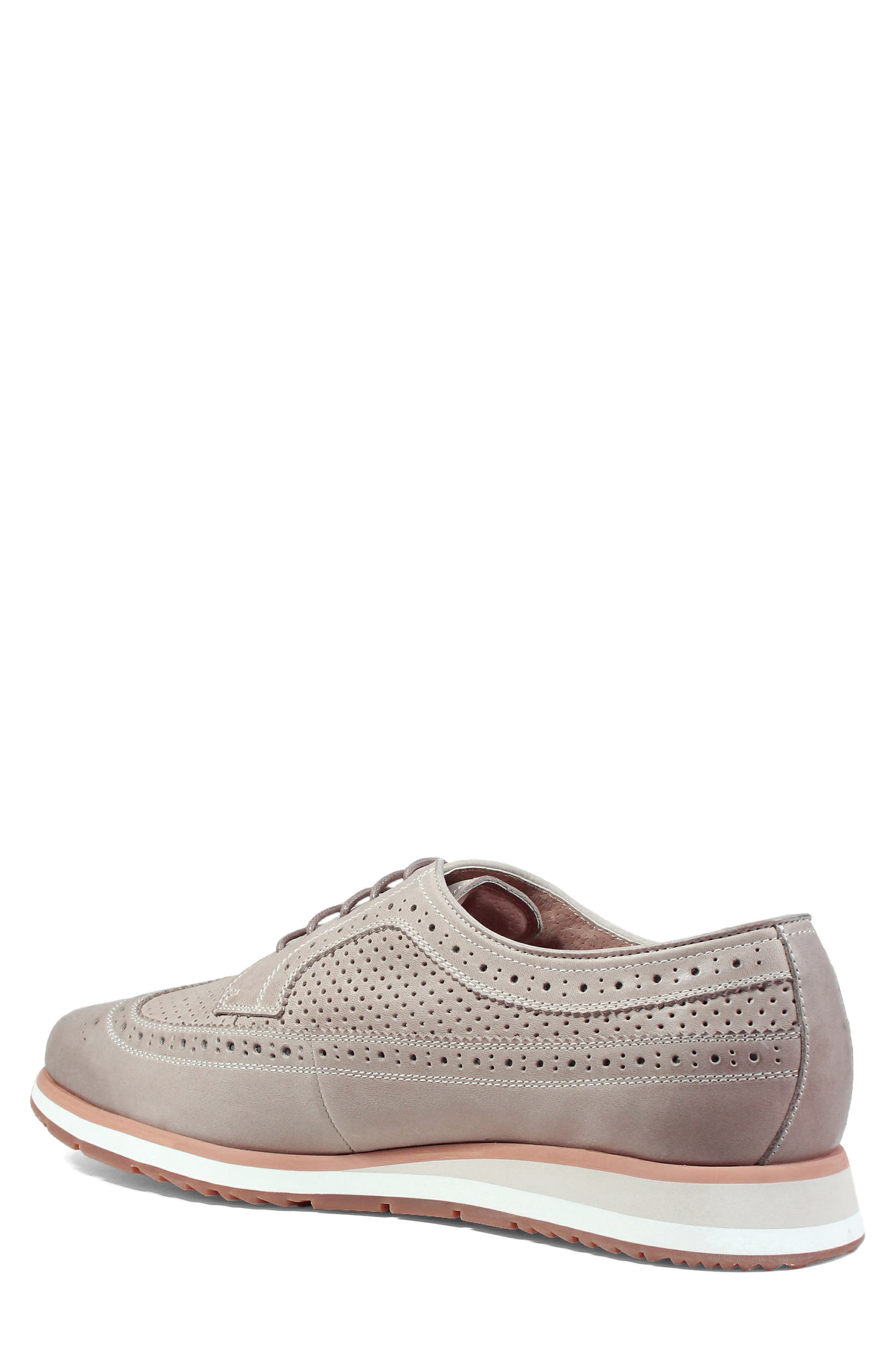 Limited Flux Perforated Wingtip Derby,                             Alternate thumbnail 5, color,